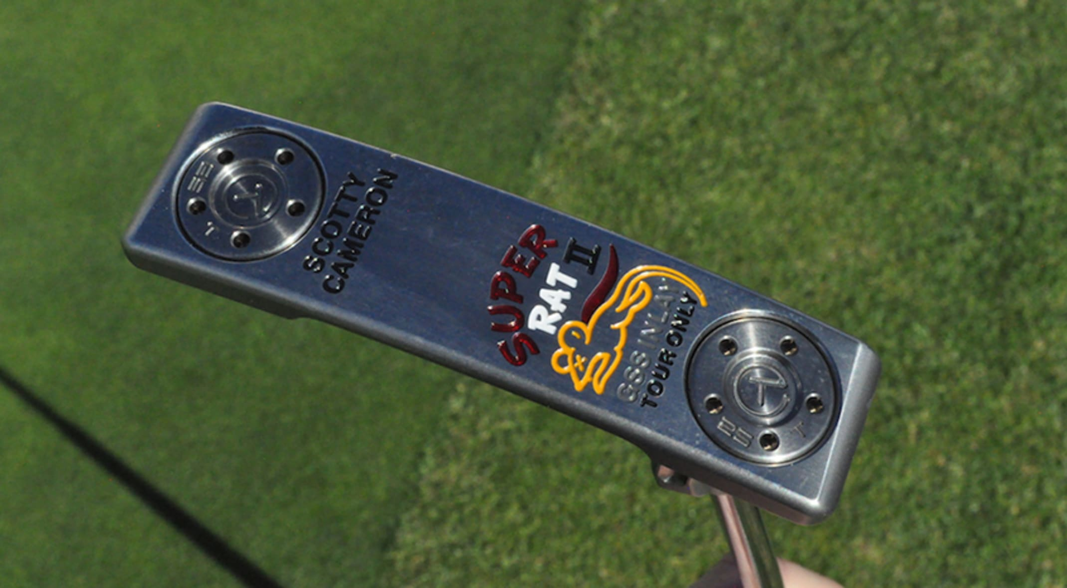 Scotty Cameron Super Rat receives a fresh look for 2017