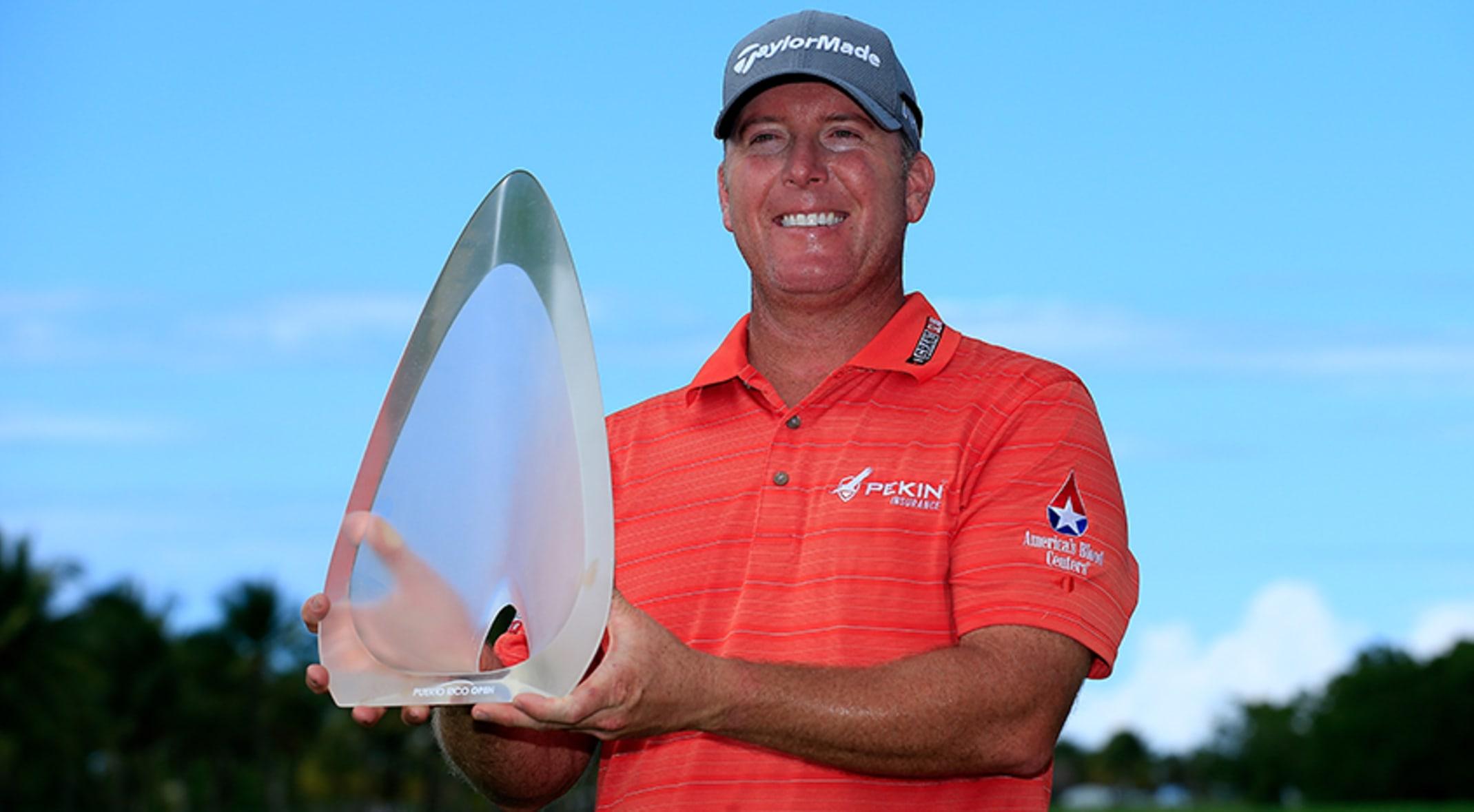 D.A. Points wins Puerto Rico for 3rd PGA Tour title
