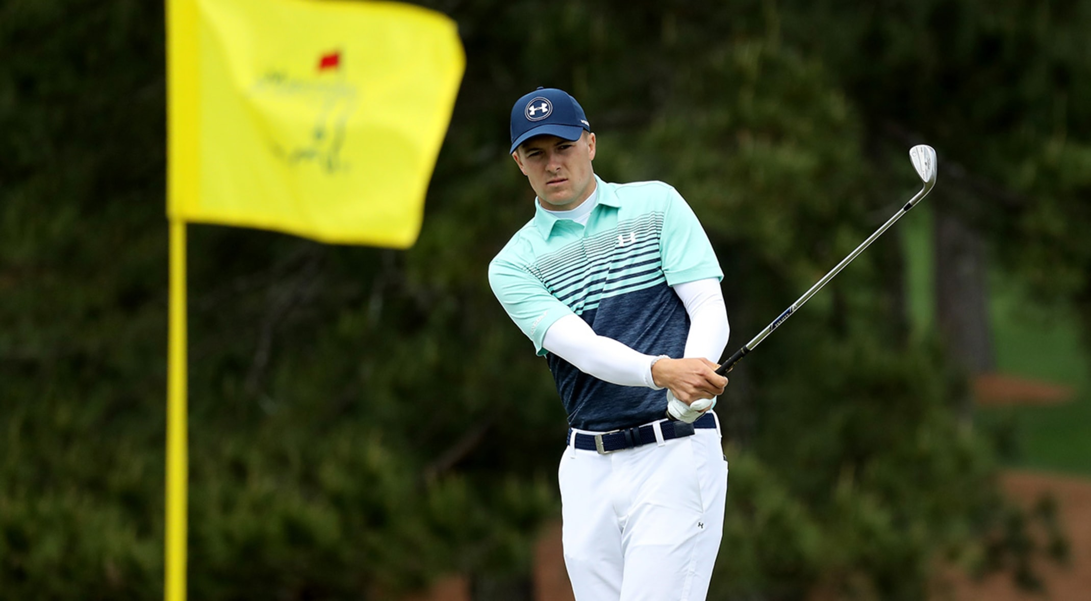 038b535f7f8 Jordan Spieth has competed in three prior Masters, and he's never  finished worse