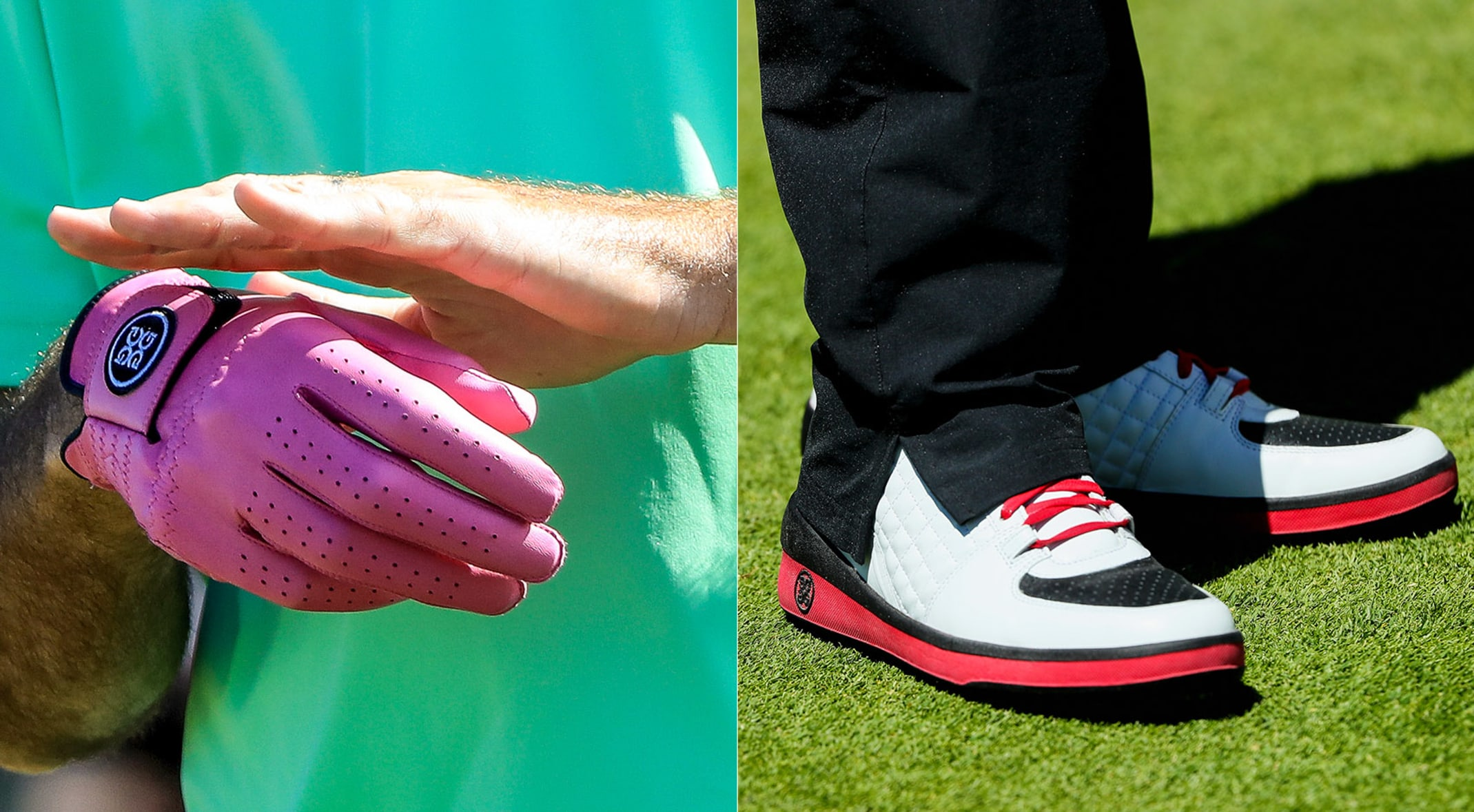 4e7b2b05cbde Bubba Watson has carved his own corner in golf fashion with his array of  gloves