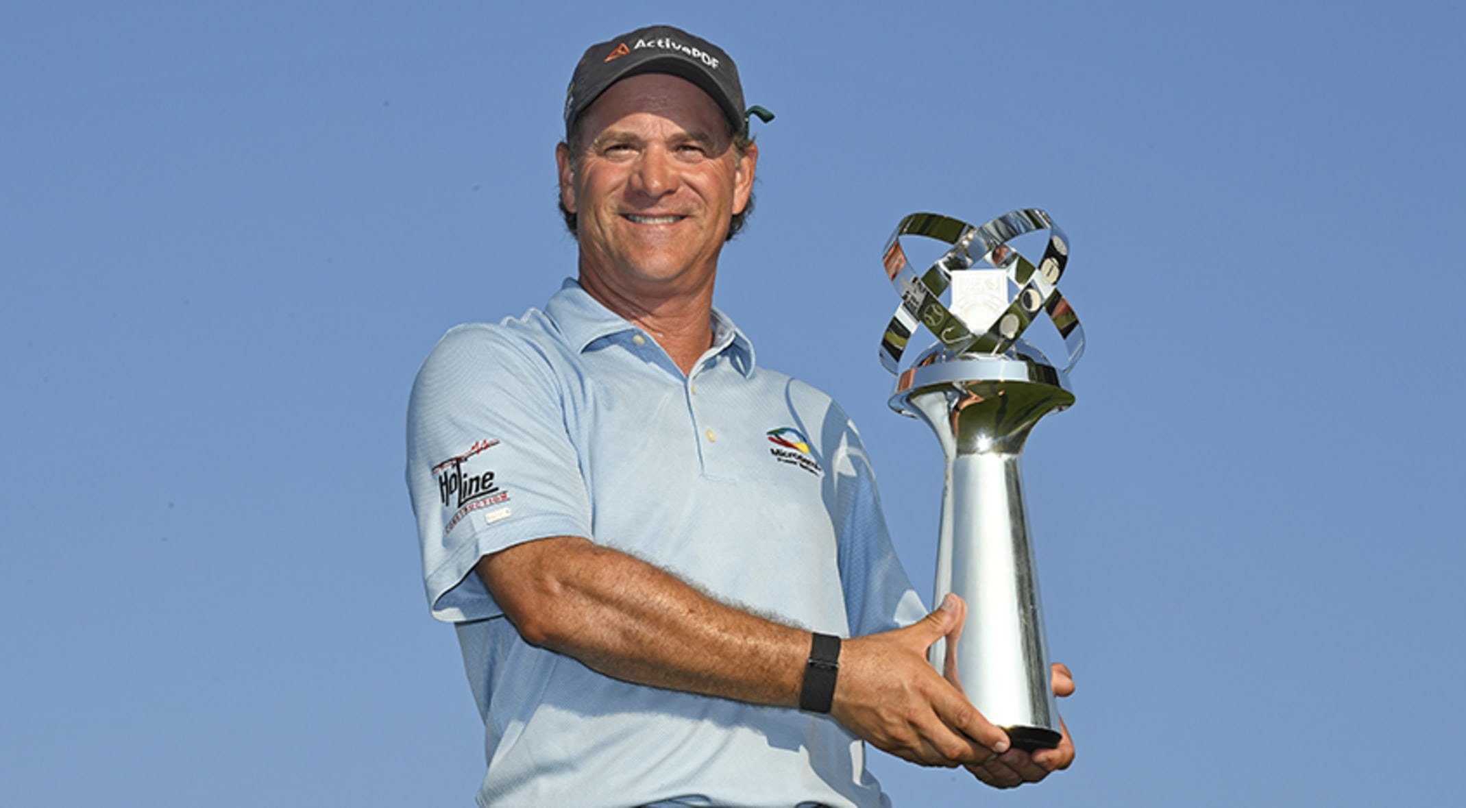 f481093d9f6b Scott McCarron won for the third time this season on PGA TOUR Champions.  (Chris