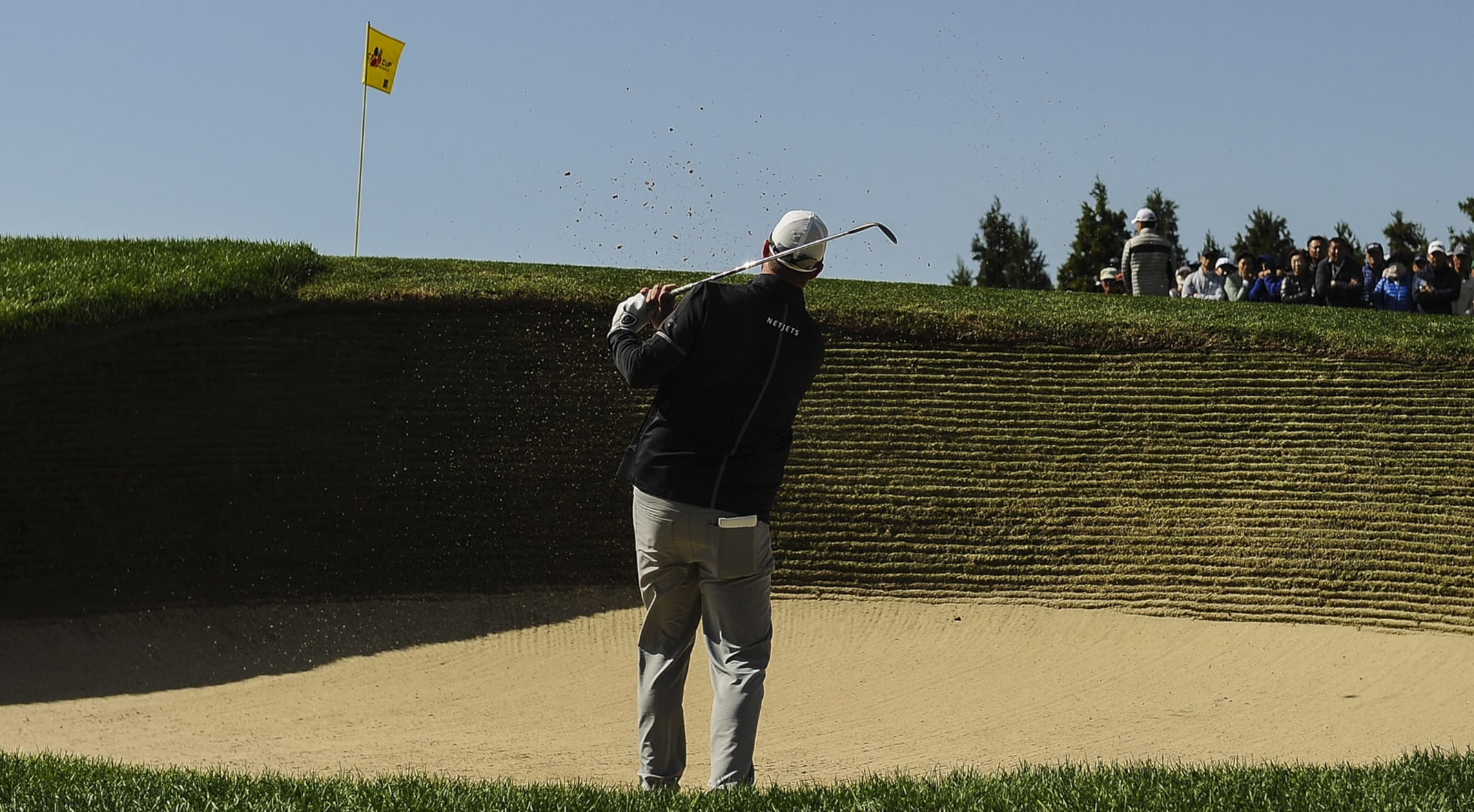 The short game is a tall task at CJ CUP