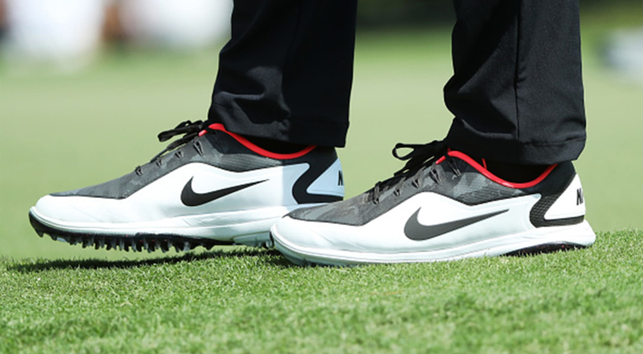 meet 13324 2599f Jason Day showcased the Nike Lunar Control Vapor 2 s during the first round  of the TOUR