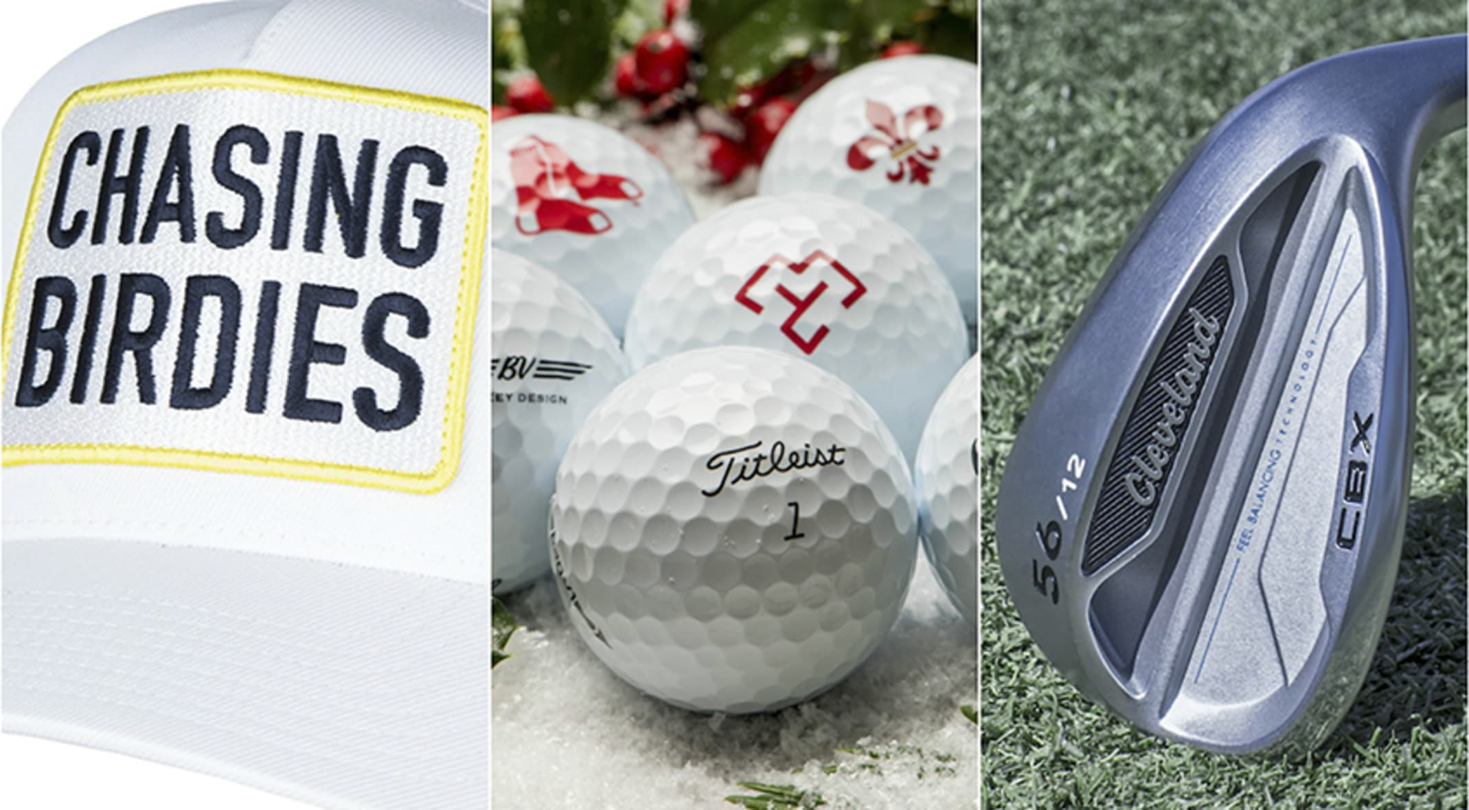 59fccbfe6d337b Make the holidays special for the golfer in your life with this gift guide.  (