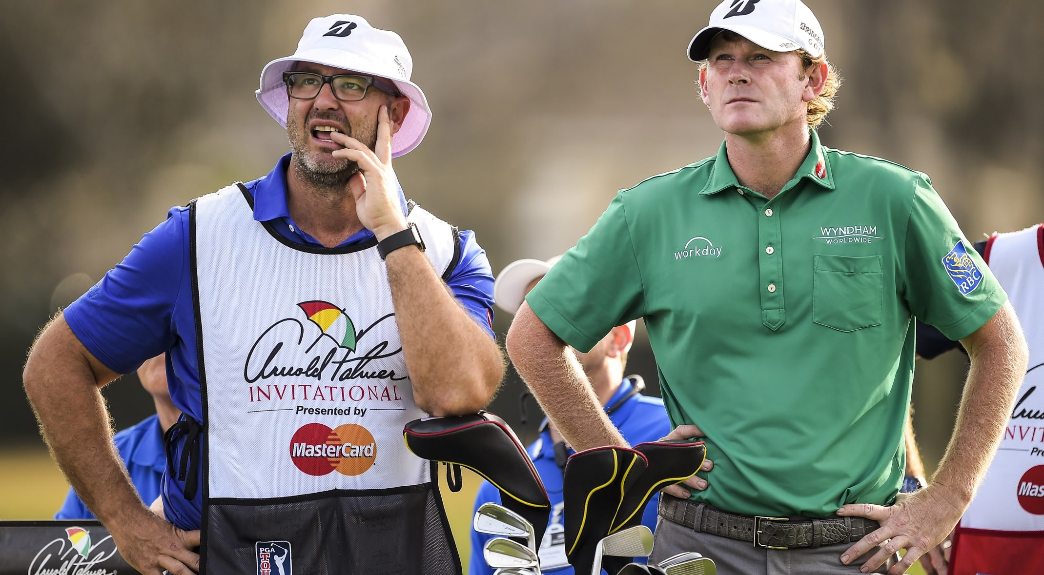 Scott Vail has been on Brandt Snedeker apos s bag for all eight of his PGA 58469831202