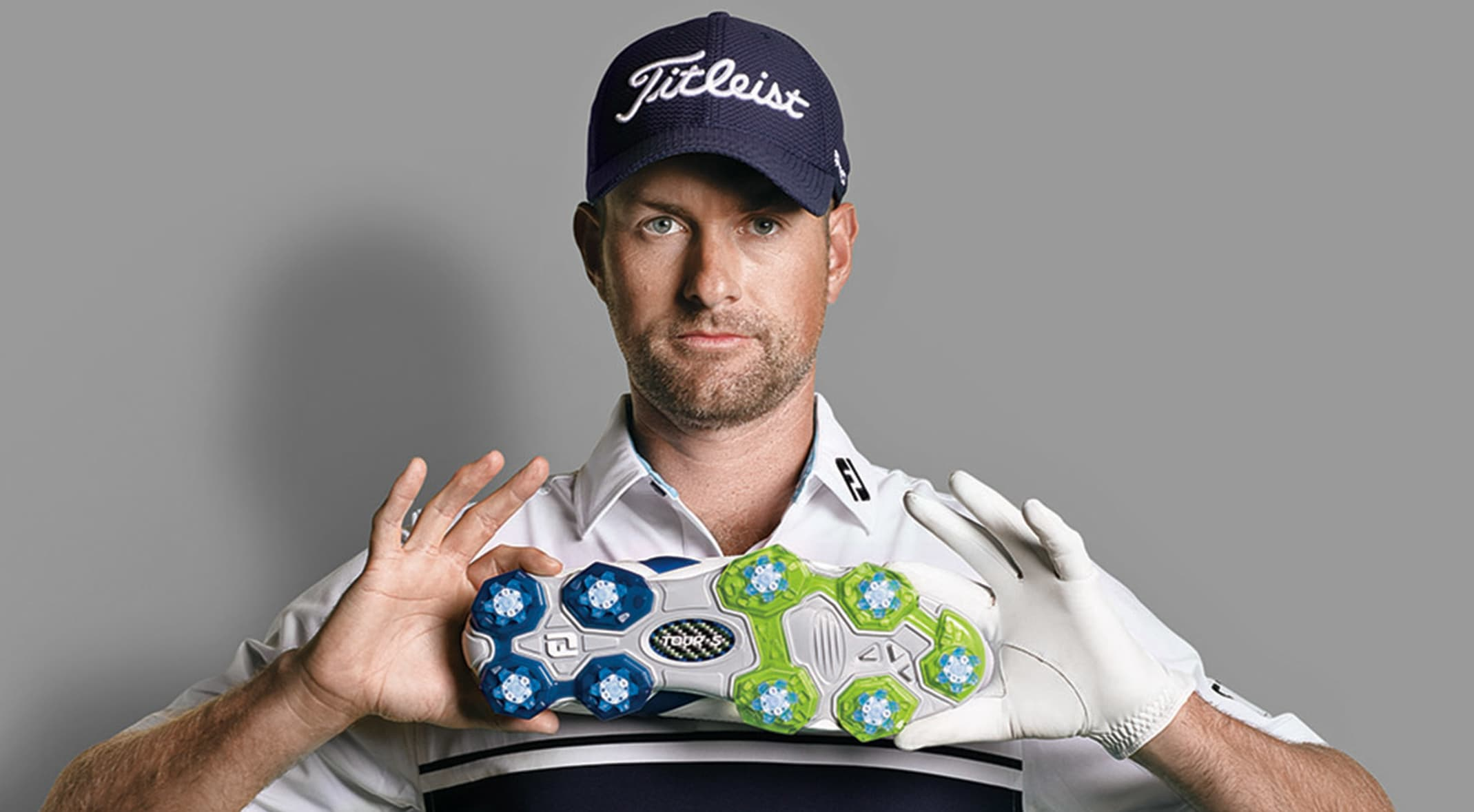 849cb599106 FootJoy collaborated with TOUR pros like Webb Simpson to redesign its  latest shoe to provide power