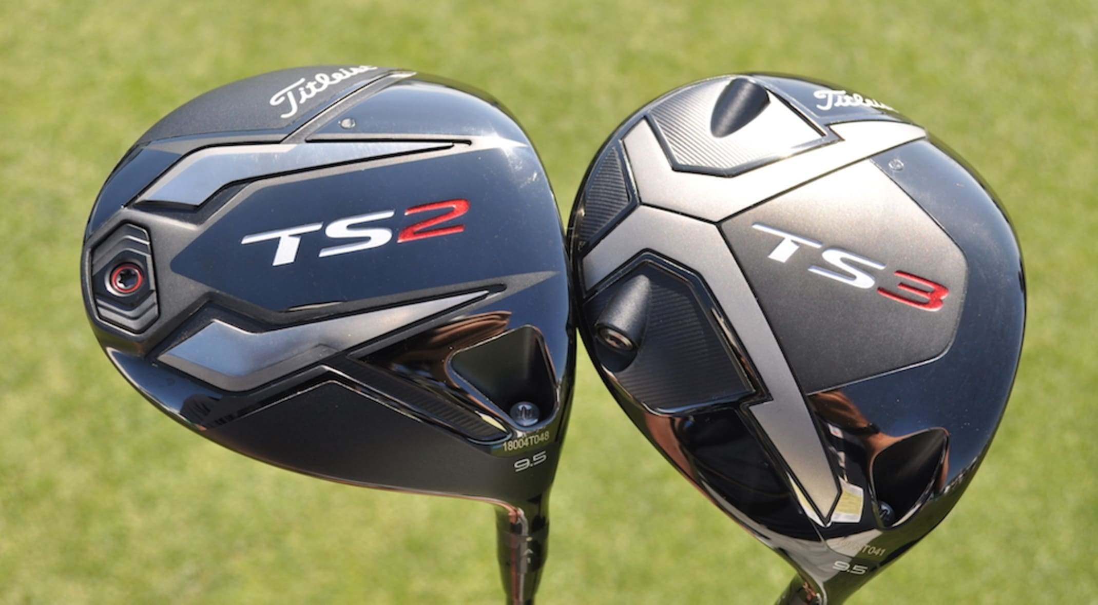 Titleist TS2, TS3 prototype drivers spotted at U S  Open