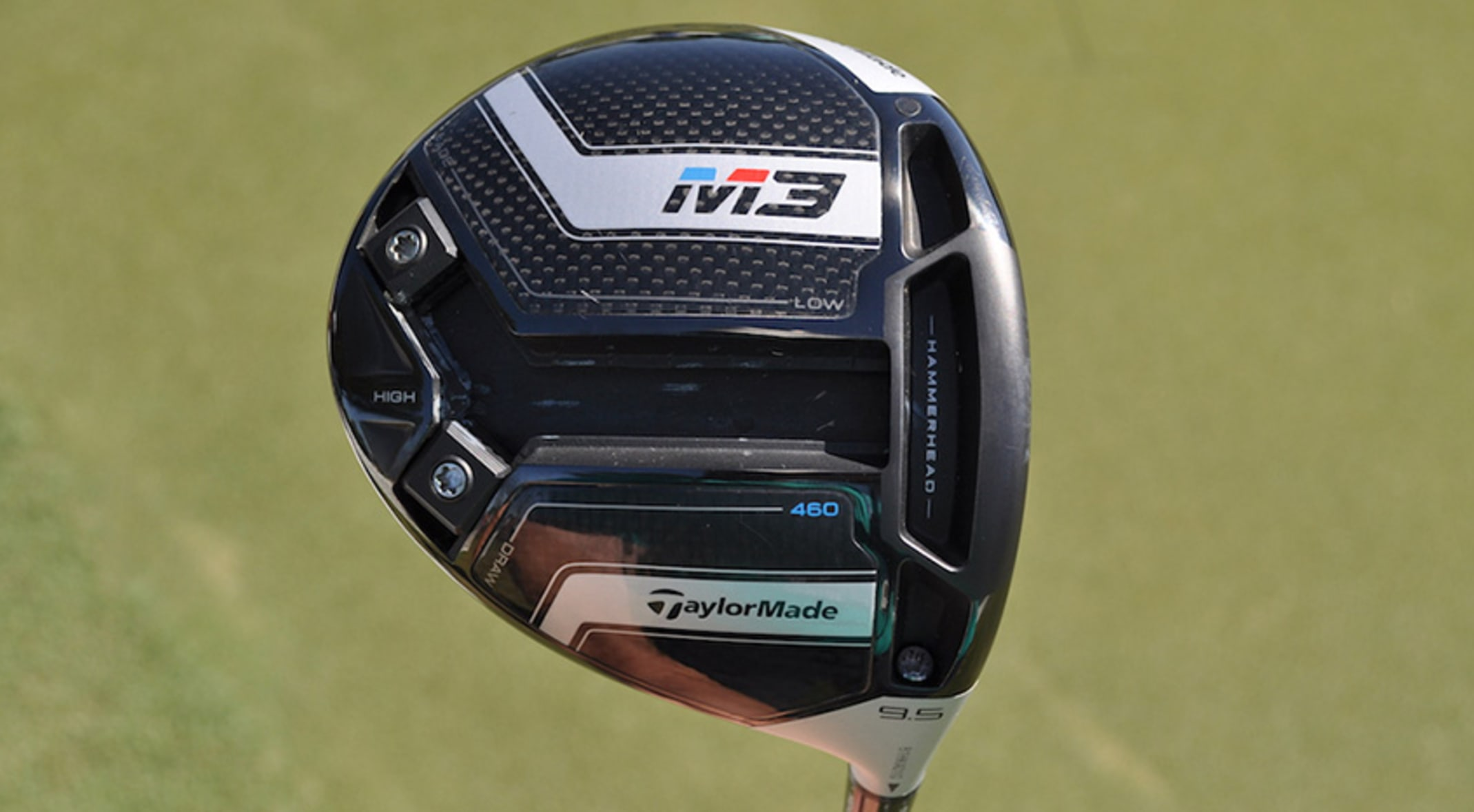 Brooks Koepka carries a TaylorMade M3 driver with 9.5 degrees of loft.  (Jonathan Wall ddb89de55