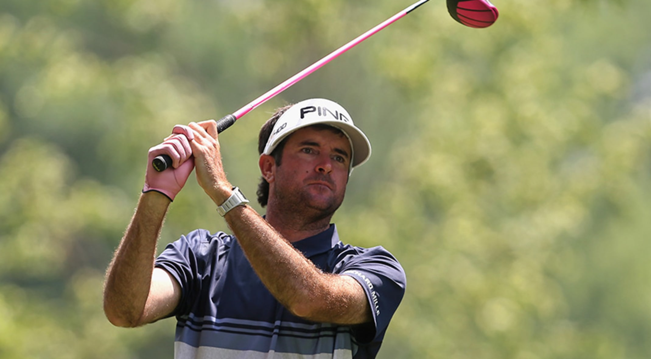 8fab86b399d Bubba Watson shoots 63 to rally for 3rd Travelers Championship title