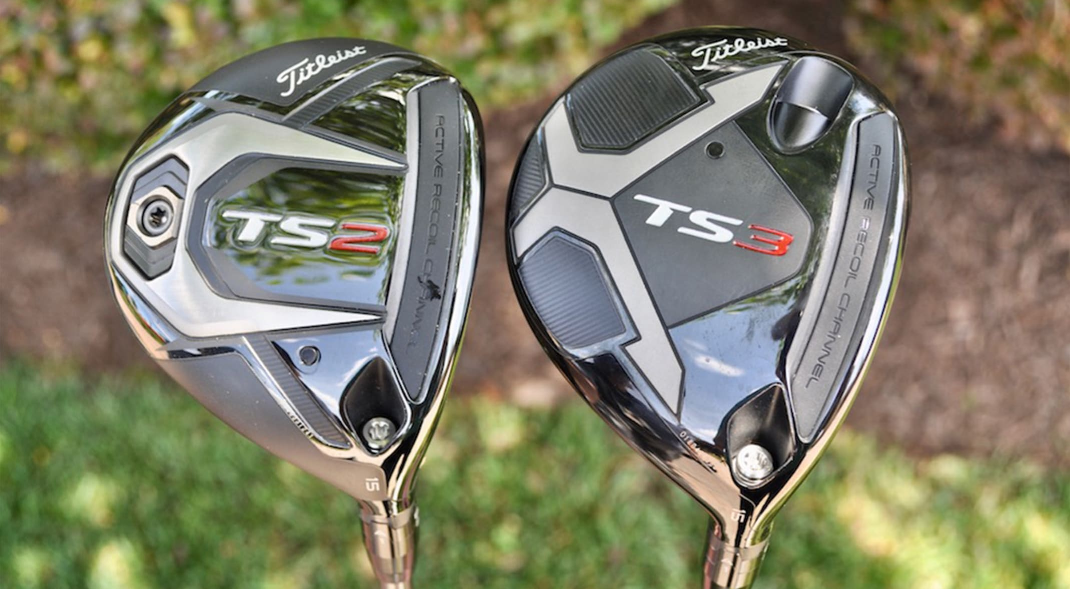 Titleist TS fairway woods debut at Quicken Loans National