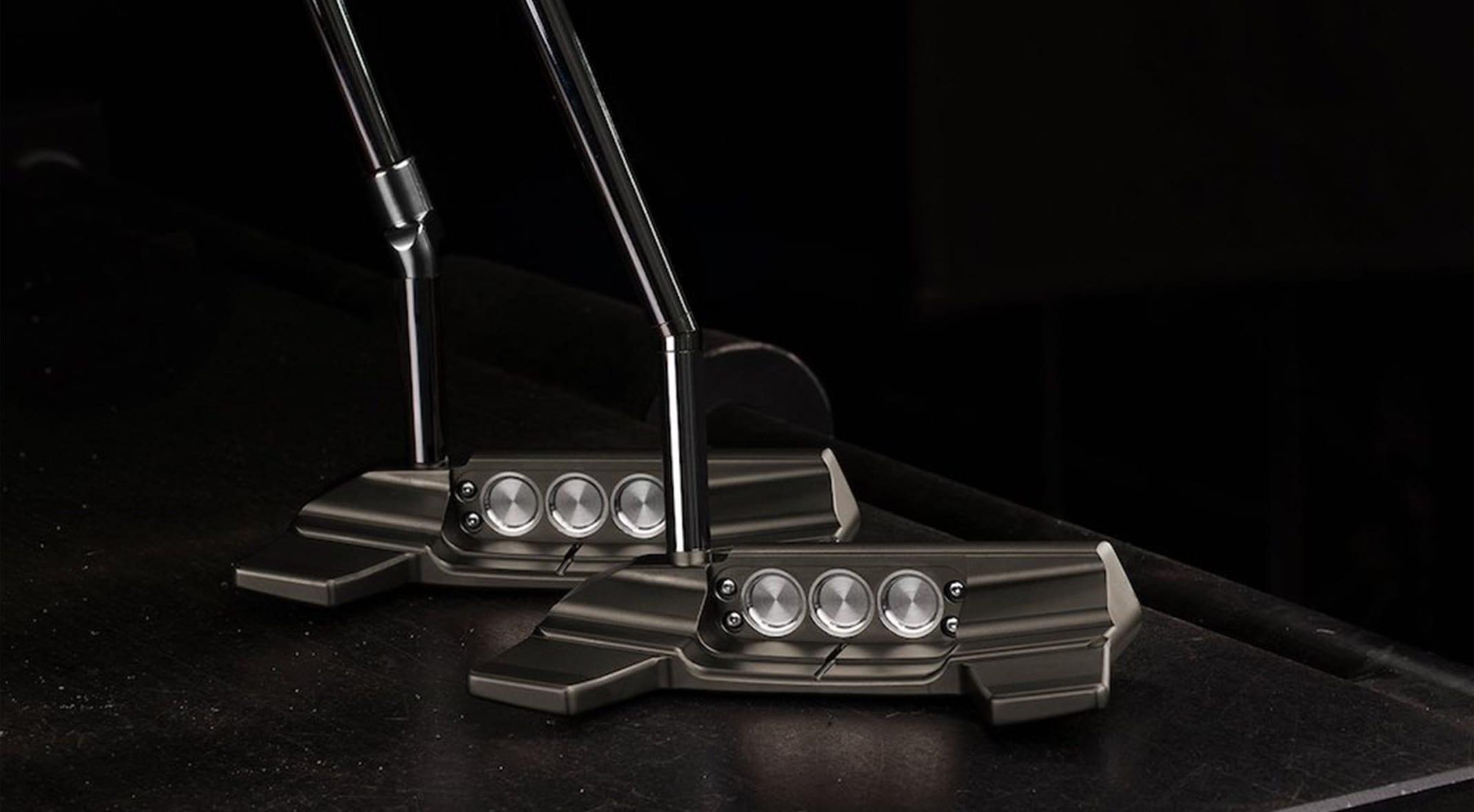 Scotty Cameron introduces Concept X putter line