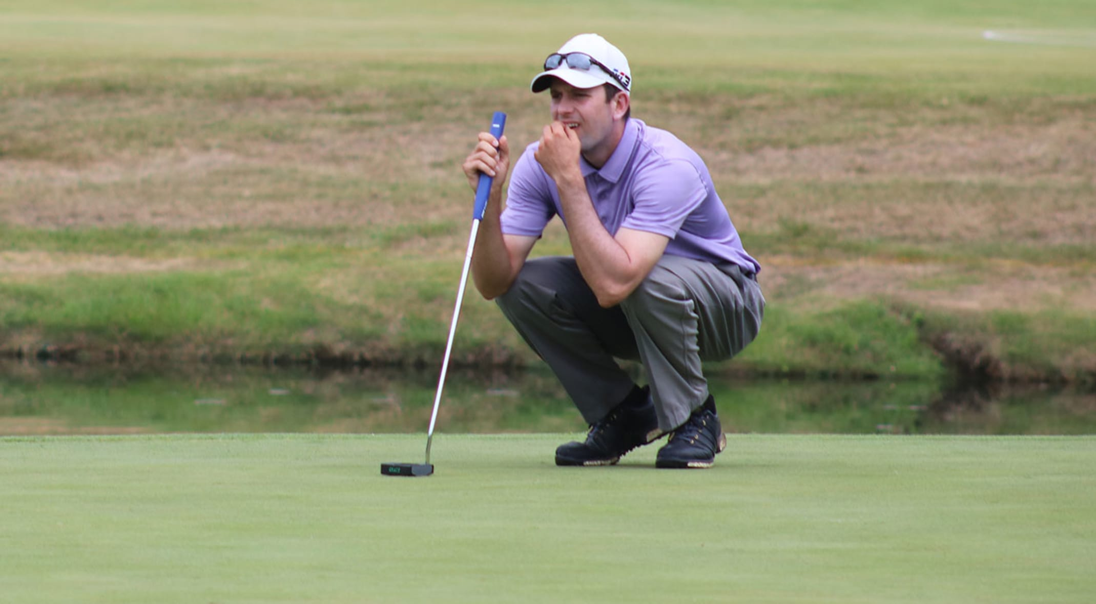 Martin Trainer Opens With 10 Under 62 At Price Cutter Charity