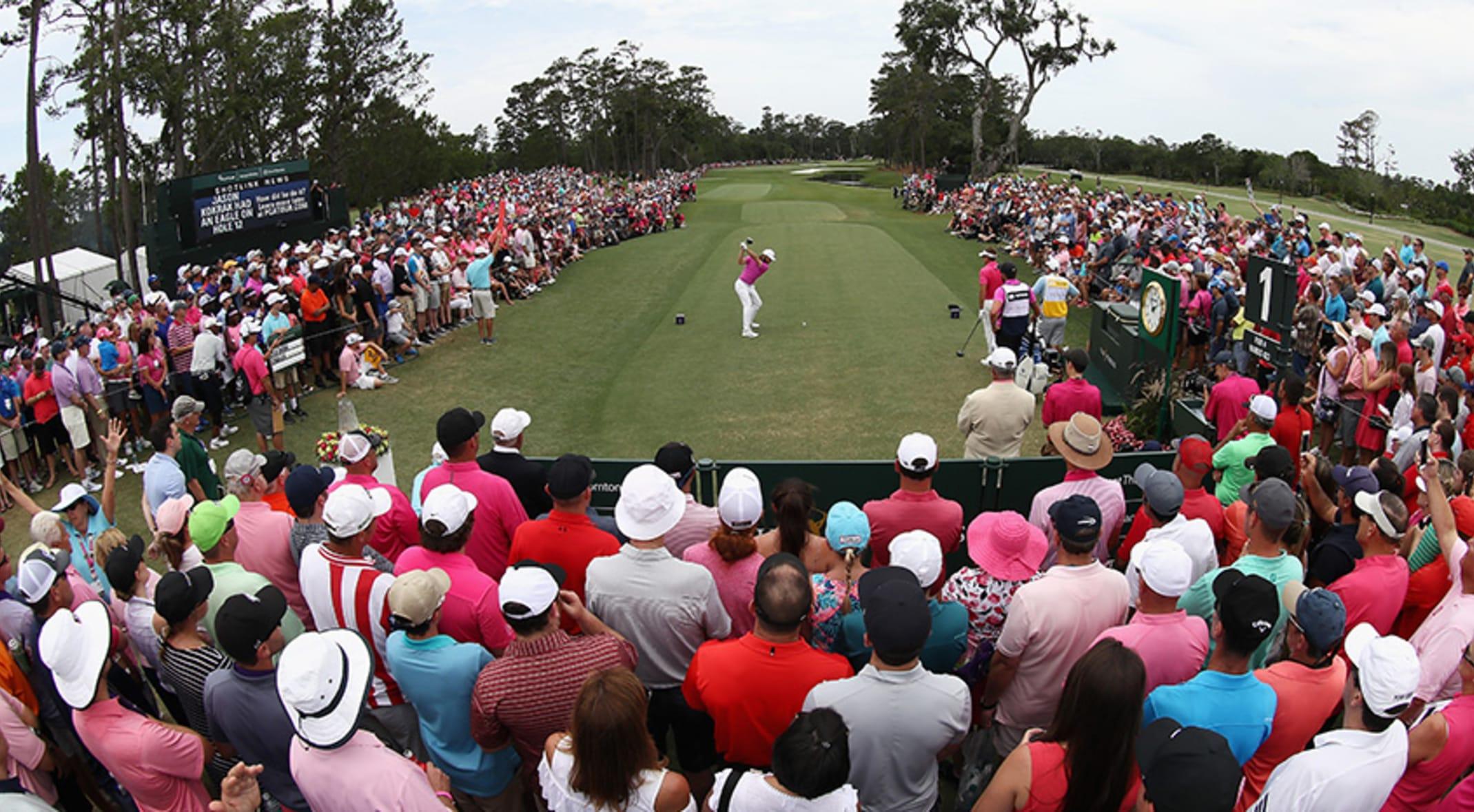 PGA TOUR, NBC Sports Group announce strategic OTT partnership