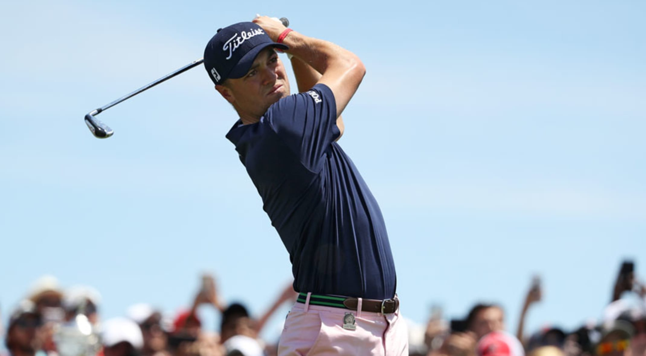 Justin Thomas on his game before Bridgestone