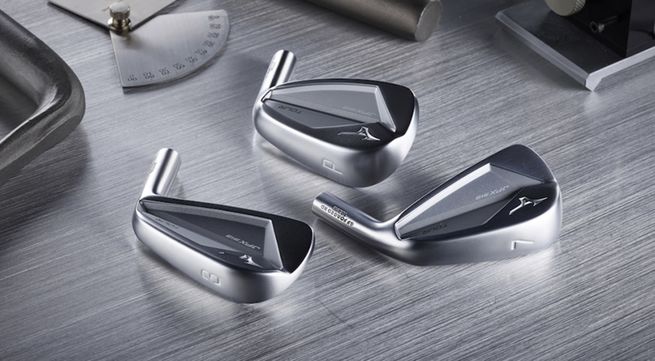 mizuno tour players