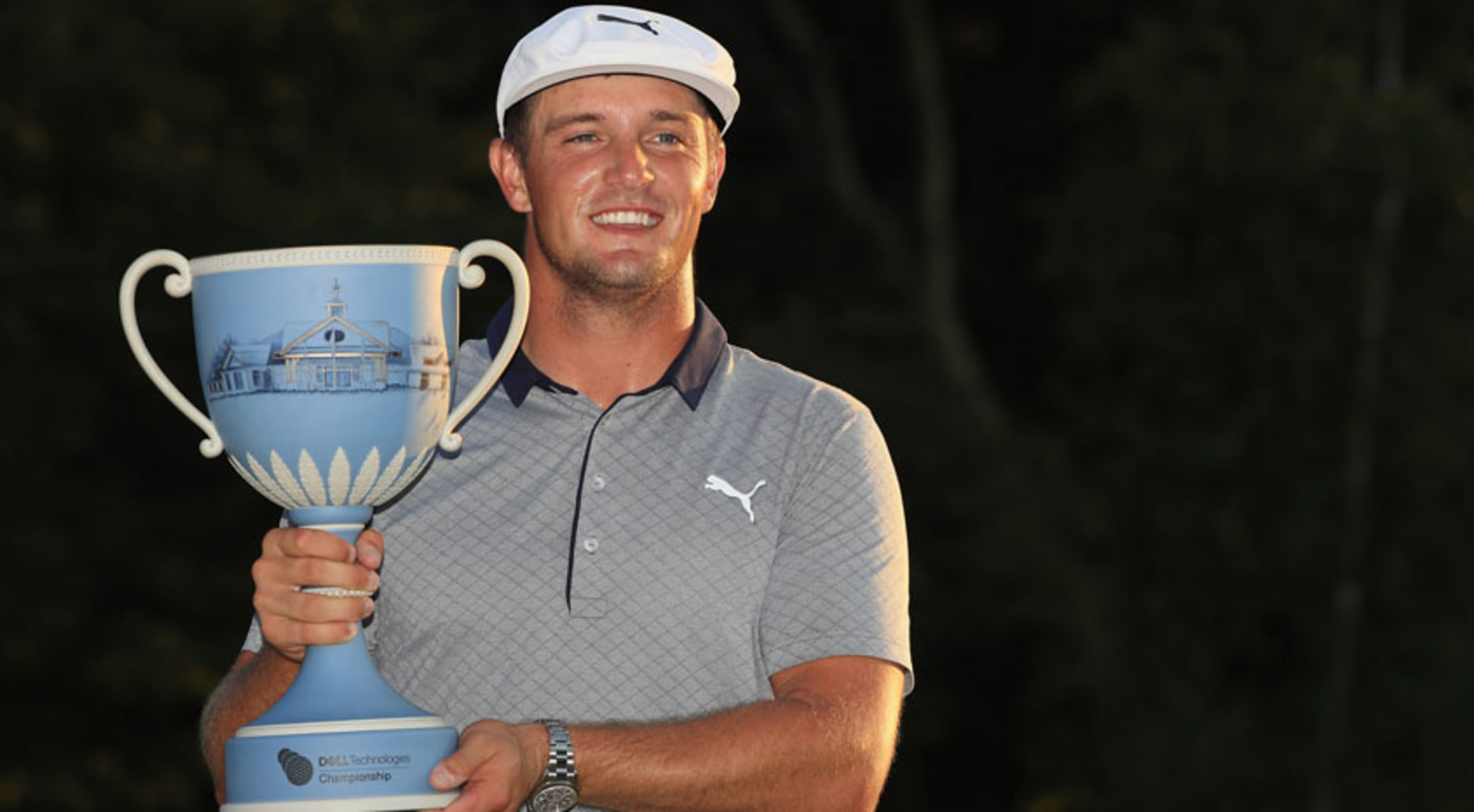 b3e07bb43ea Bryson DeChambeau secures No. 1 in FedExCup with Dell Technologies ...