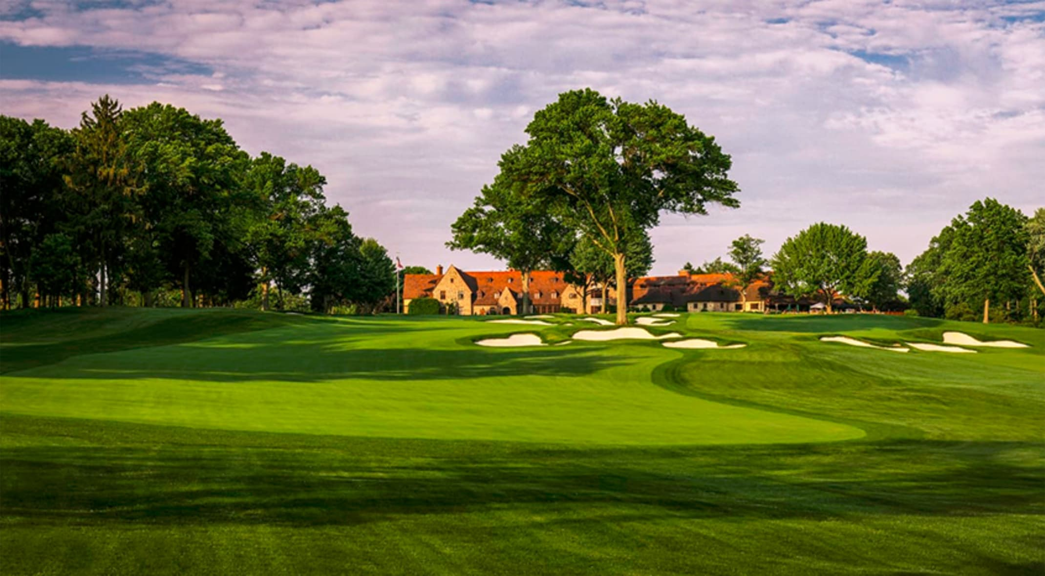 Bmw Championship Five Things About Aronimink Golf Club