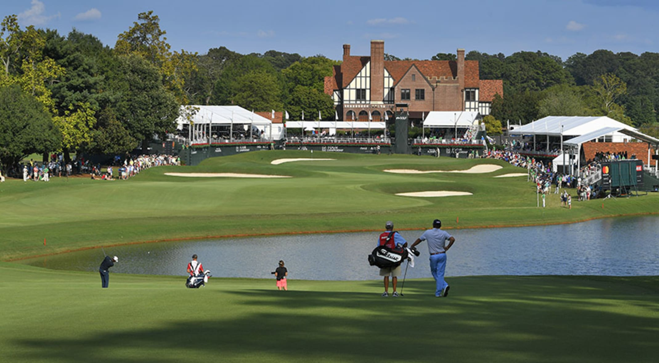 Five things to know about East Lake Golf Club