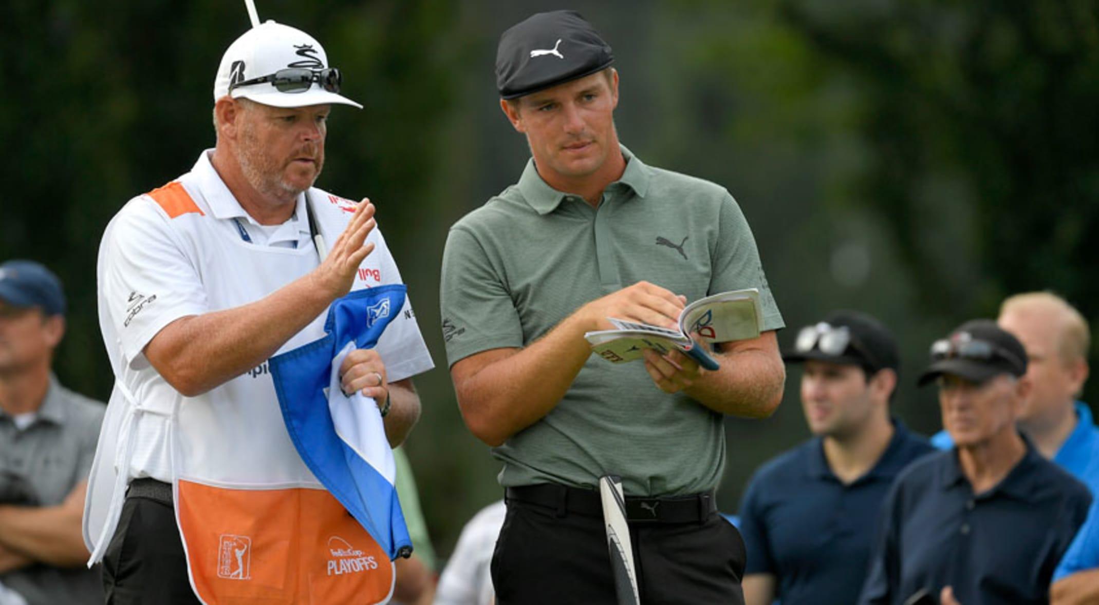 cc3dd286b38 Why Bryson DeChambeau was spraying his golf balls with water during ...