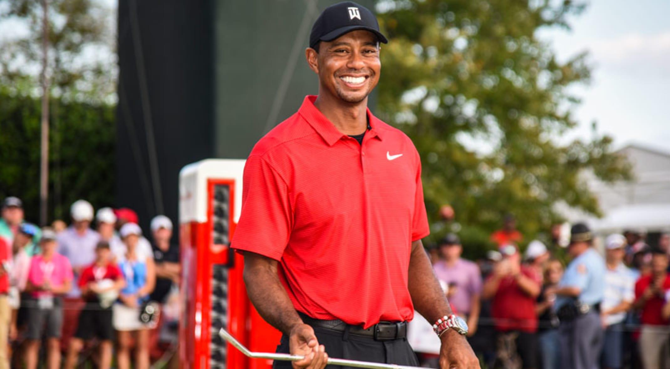 Tiger Woods  top 5 shots at 2018 TOUR Championship 132d4bad0