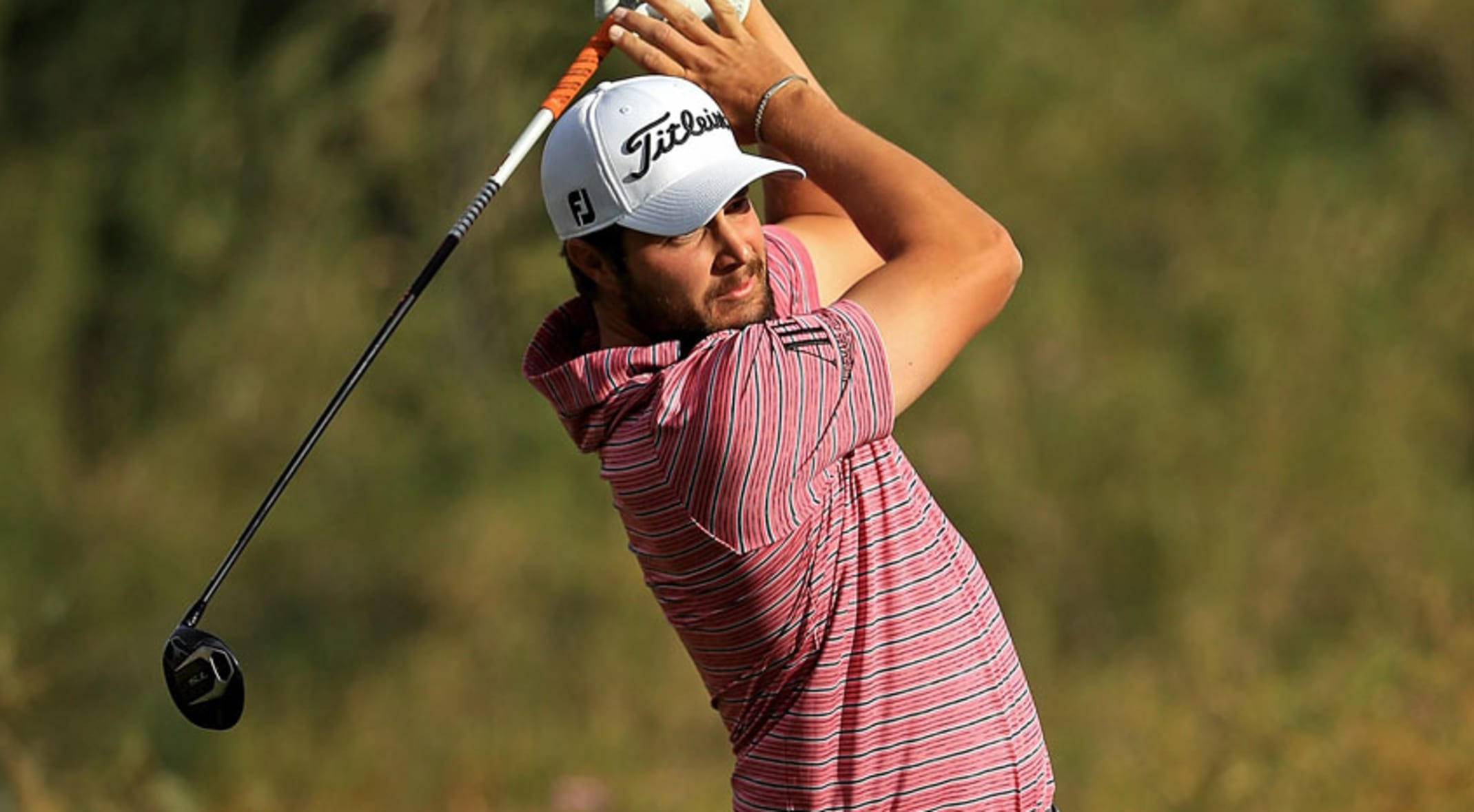 Peter Uihlein Chases Destiny Amongst Winners At Shriners Hospitals