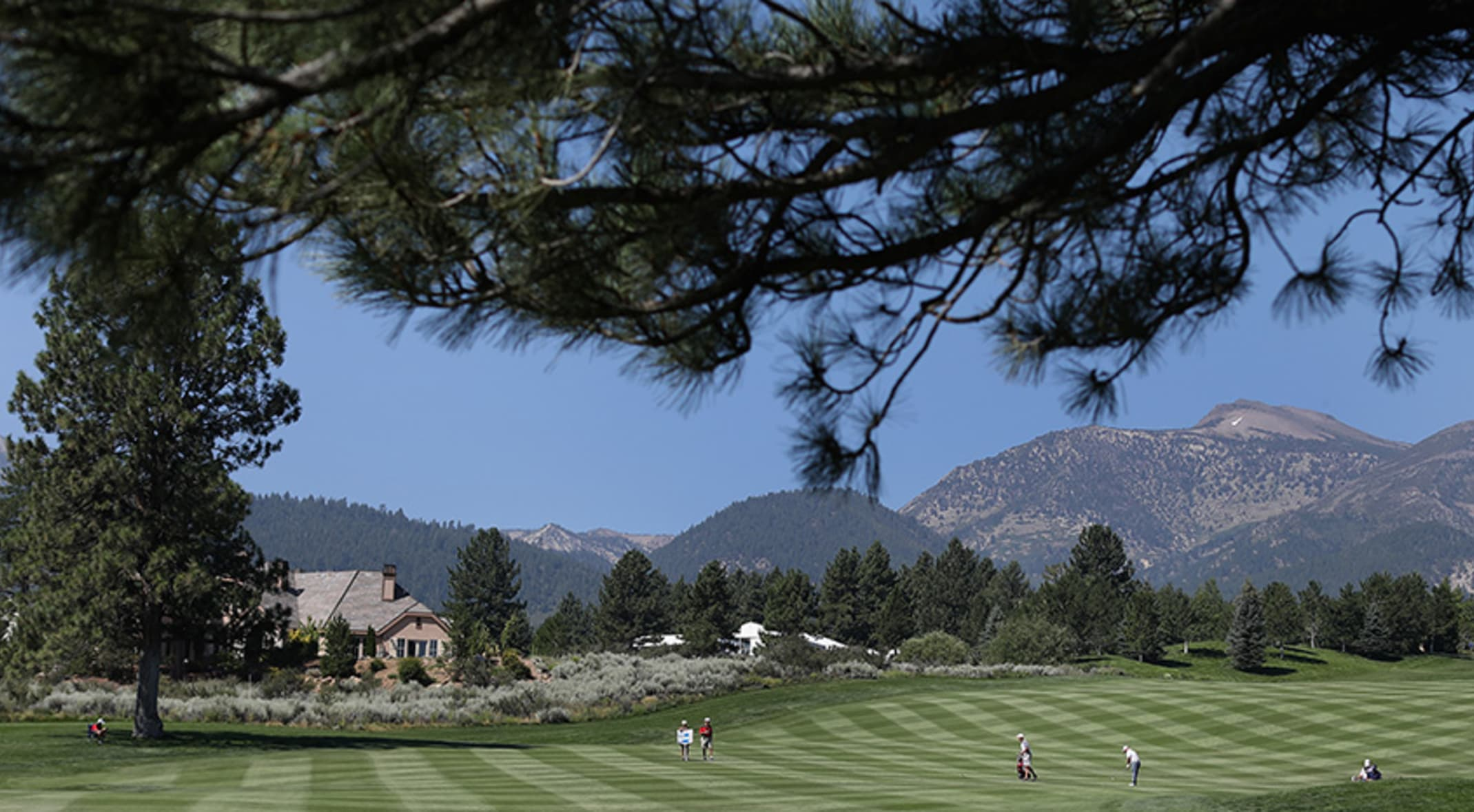 Henry 'Skip' Monge from Reno-Tahoe Tournament honored as