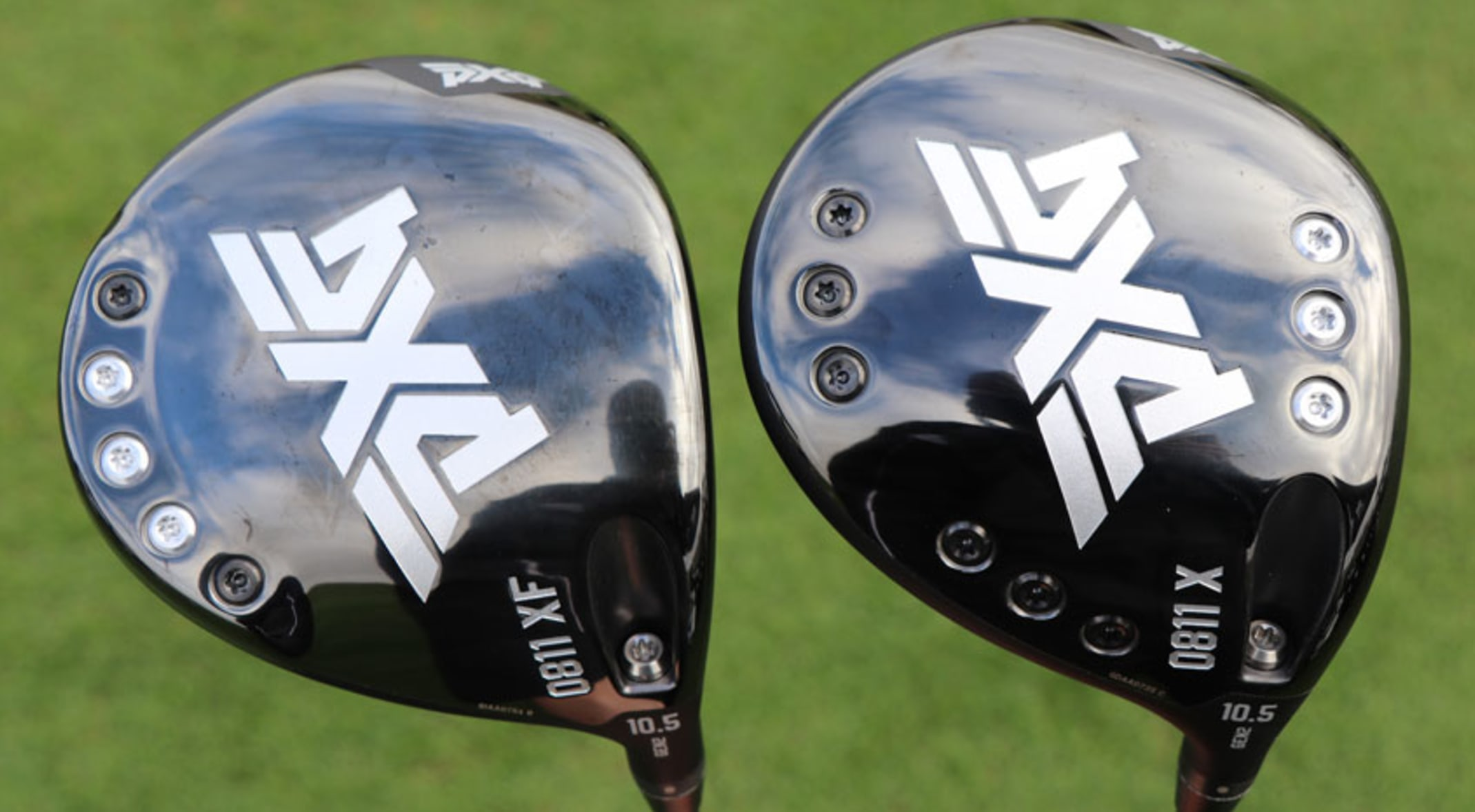 PXG introduces Gen2 driver, fairway woods and hybrids