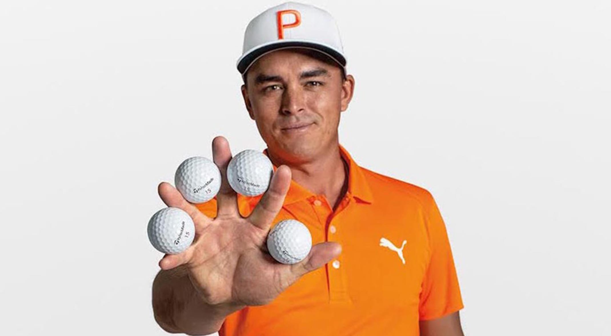 Rickie Fowler will be playing a new ball and will be wearing a new glove  when 49ed1873432