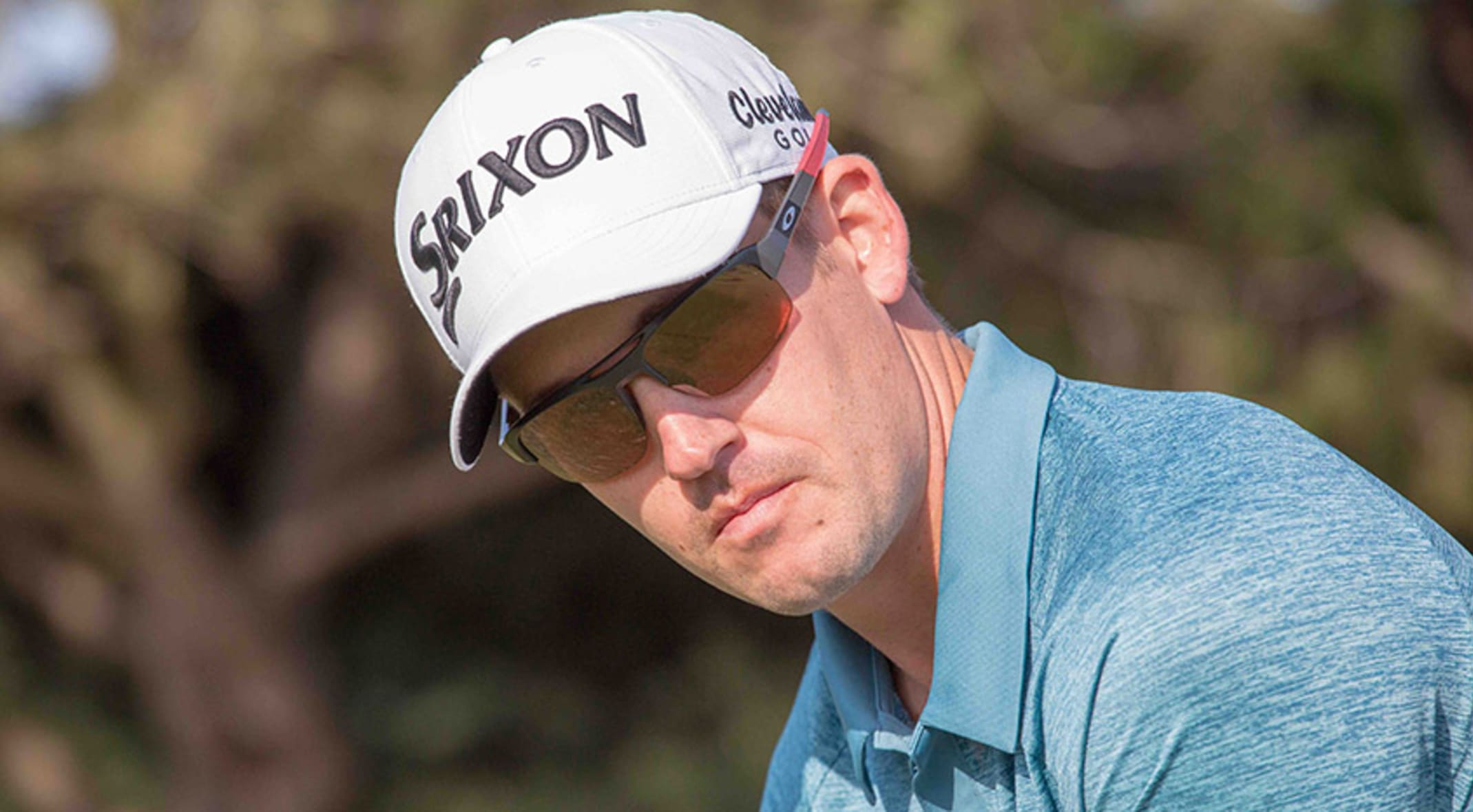 d08b018ffe Andrew Putnam wears Oakley s new Mercenary line of sunglasses. (Courtesy of  Oakley)