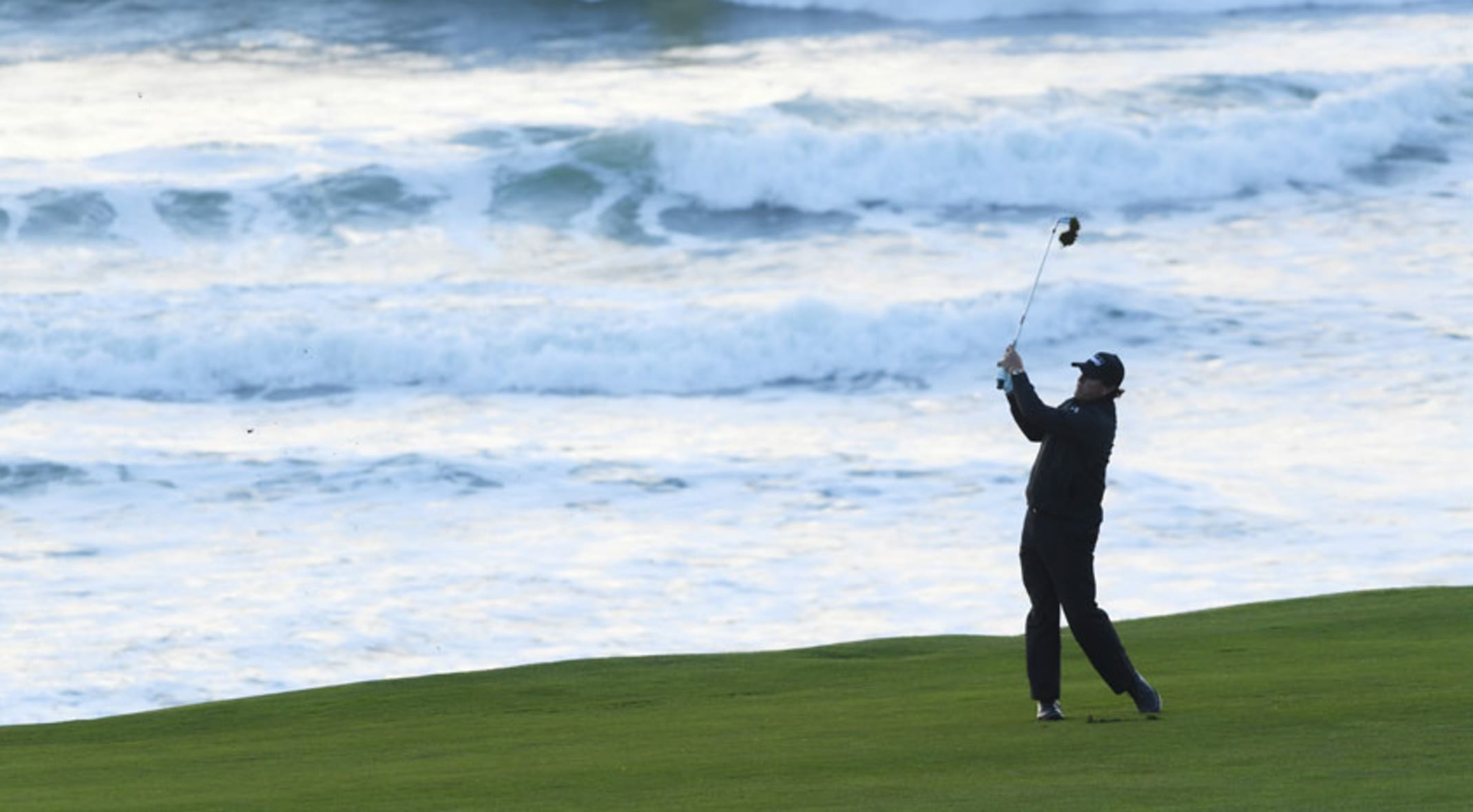 AT&T Pebble Beach Pro-Am, Round 4: Leaderboard, tee times