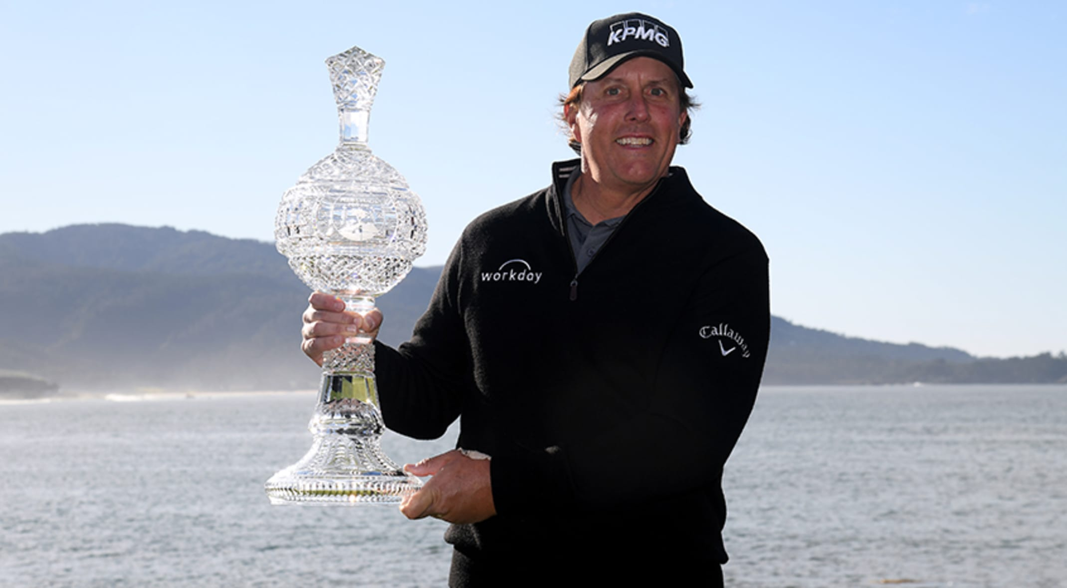 Defending champion Phil Mickelson