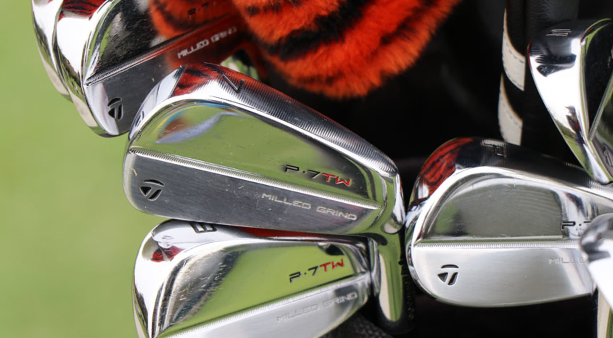 e253f4cff13 A detailed look at the club s Tiger Woods will put in play this week at  Riviera