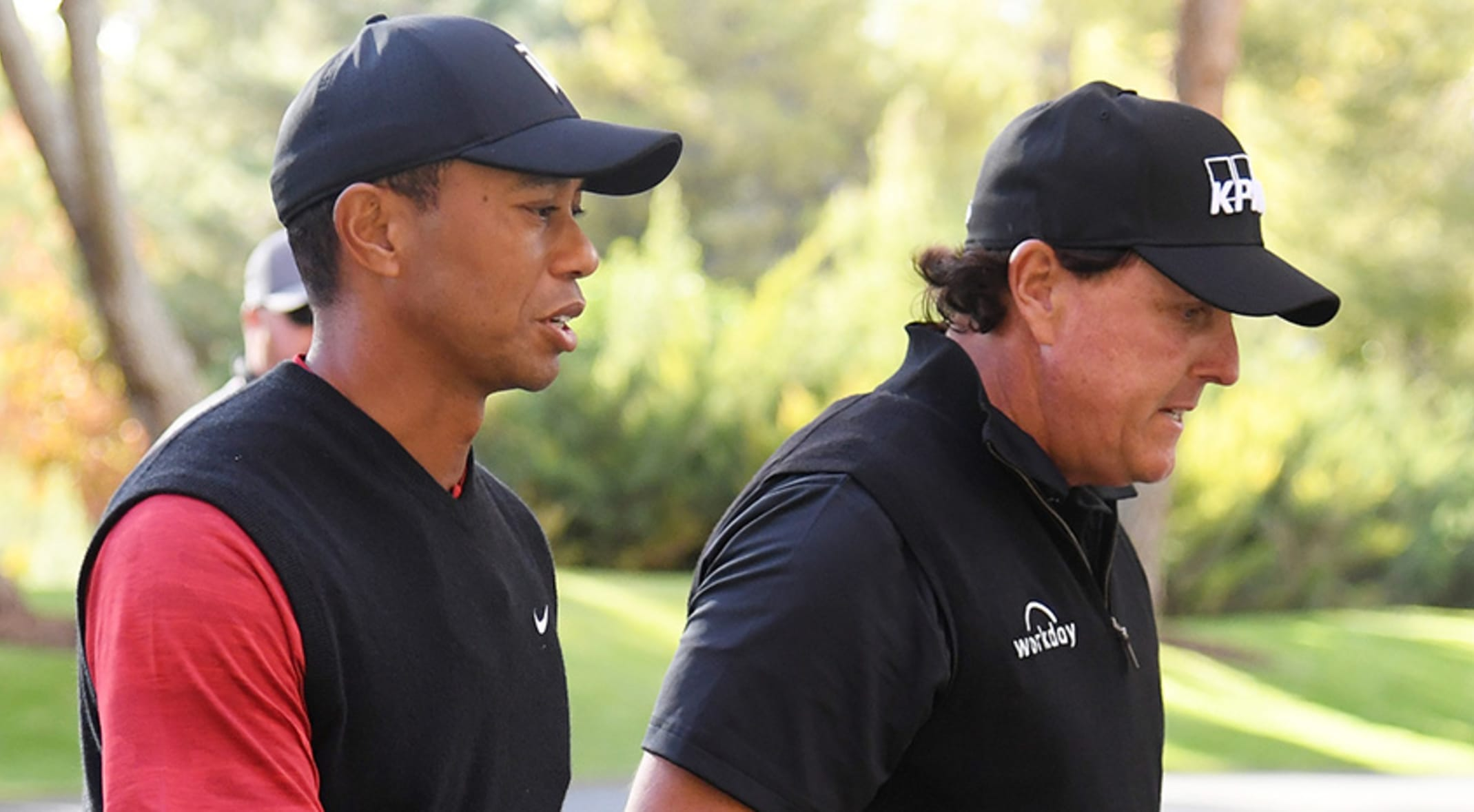 Tiger Woods on Mickelson before Genesis Open 032d4e13016