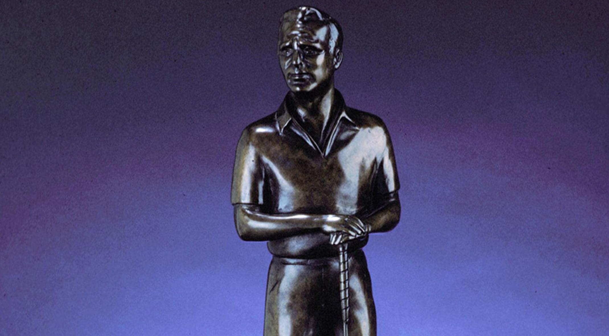 PGA TOUR Rookie of the Year to receive Arnold Palmer Award