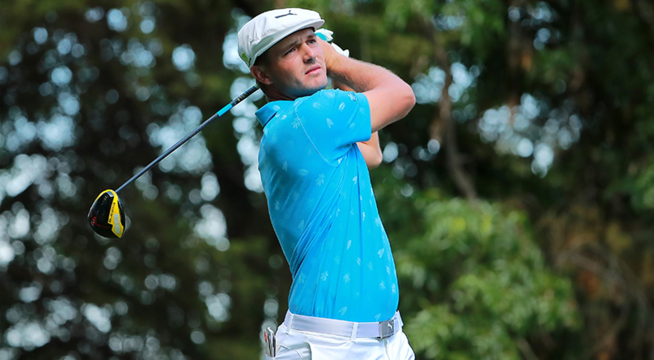 Bryson DeChambeau recorded five wins in the last nine months and finished second at the 2018