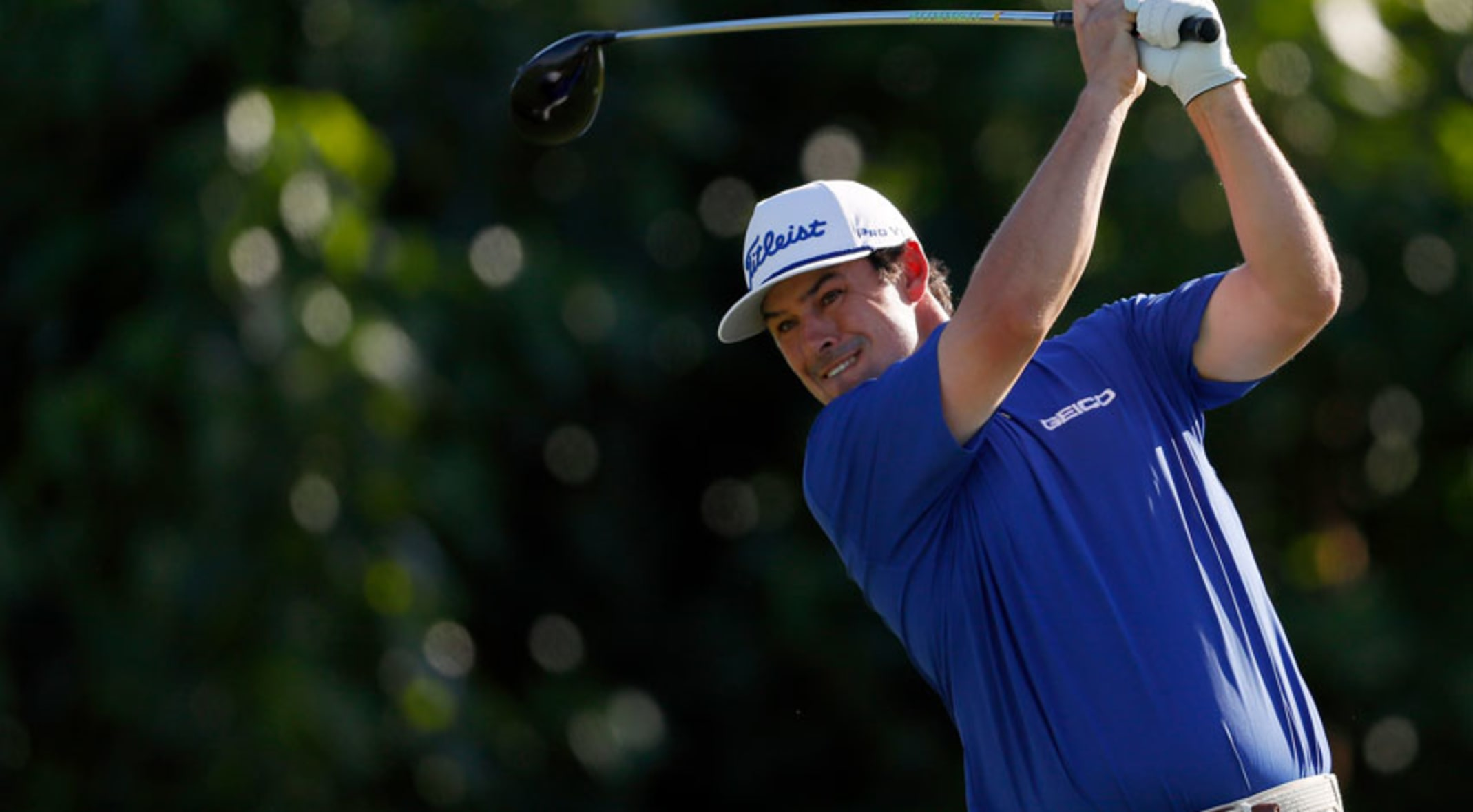 75ca16dac Johnson Wagner goes from alternate to 1-under 71 at Arnold Palmer ...