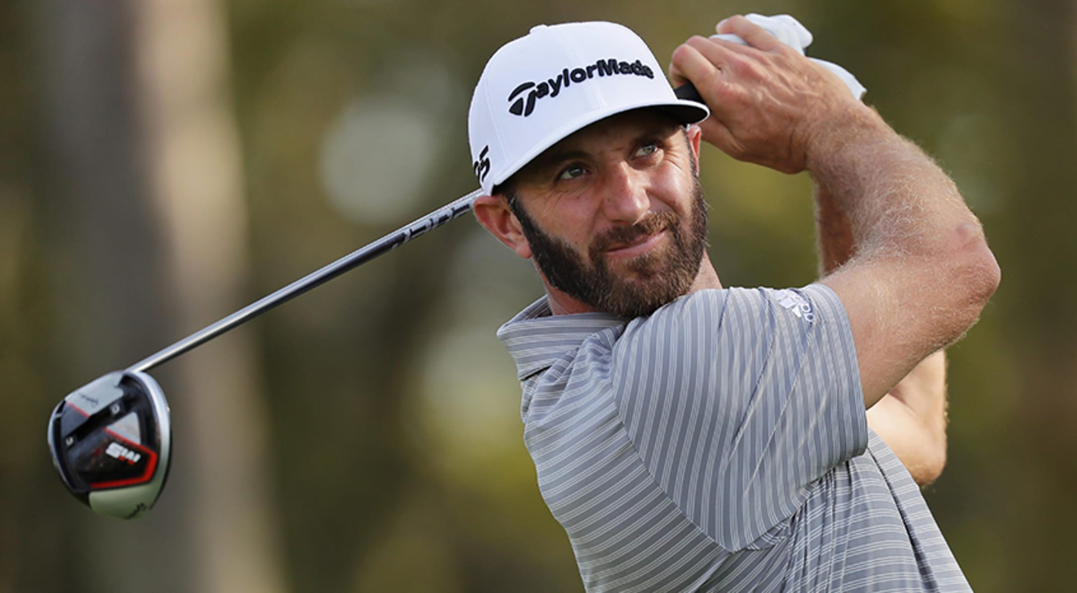 210acfb049d Dustin Johnson is the No. 1 overall seed for the third consecutive year. (