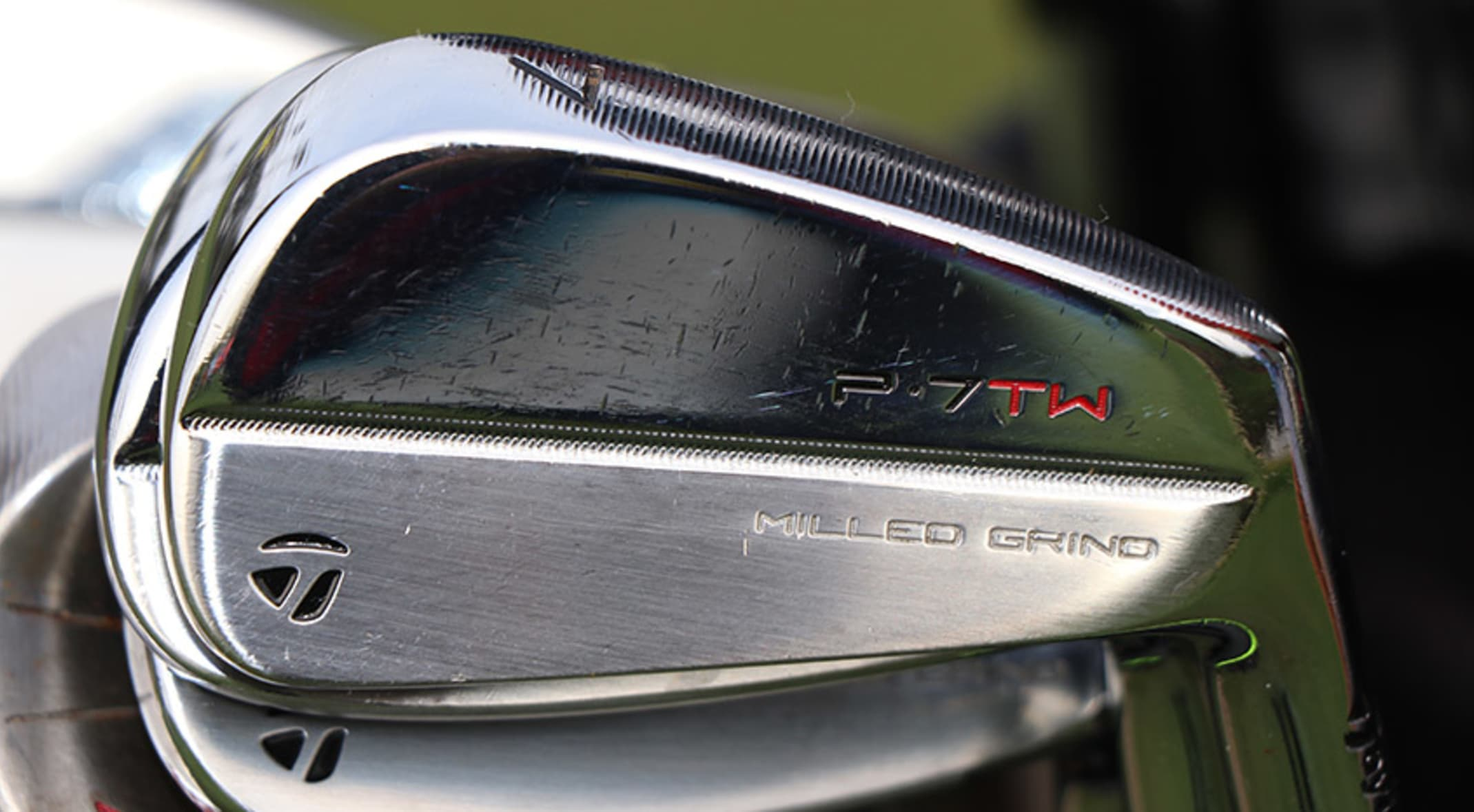 TaylorMade to sell Tiger Woods replica P-7TW irons at retail