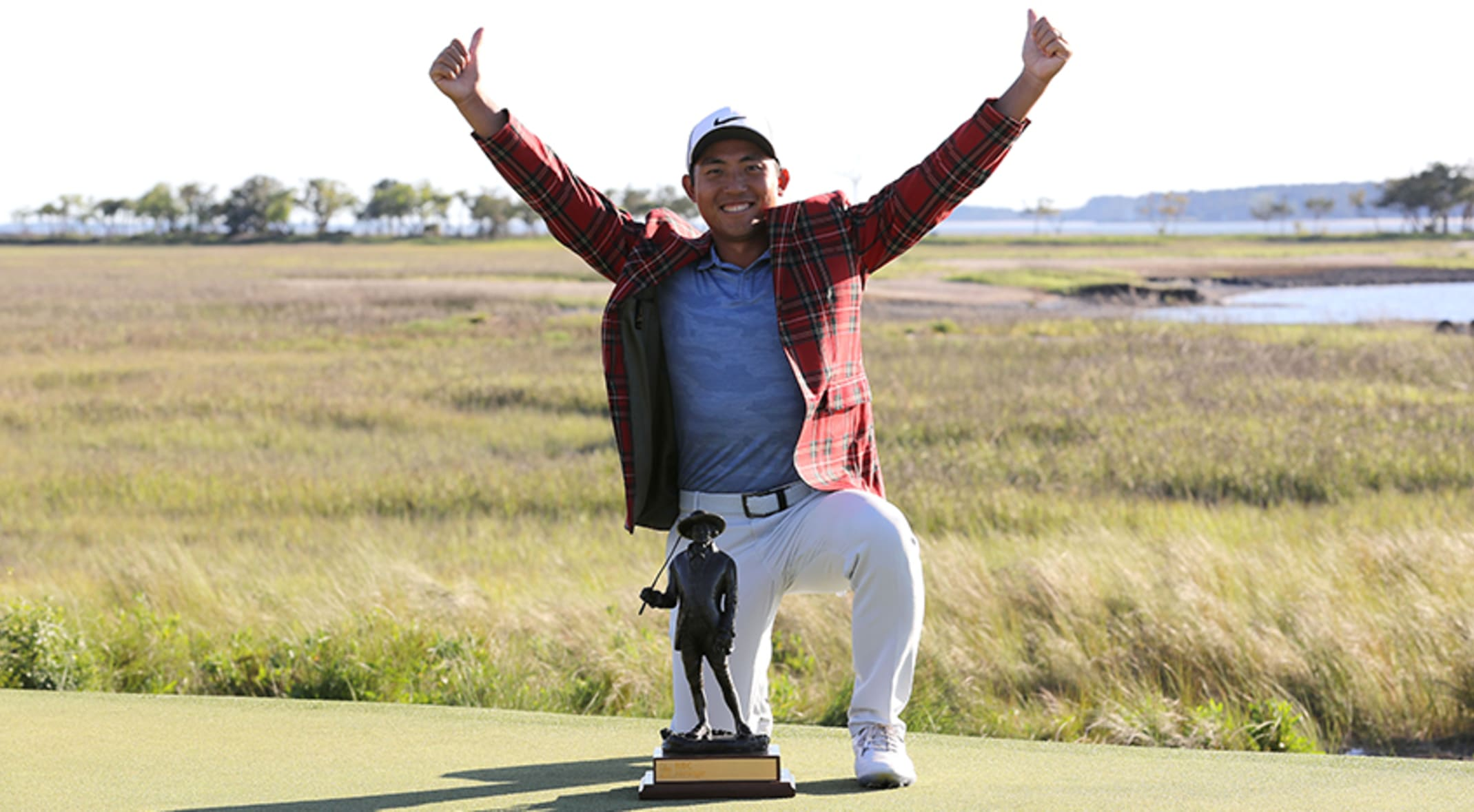 C T Pan Learns To Close At Rbc Heritage Earns First Pga Tour Win