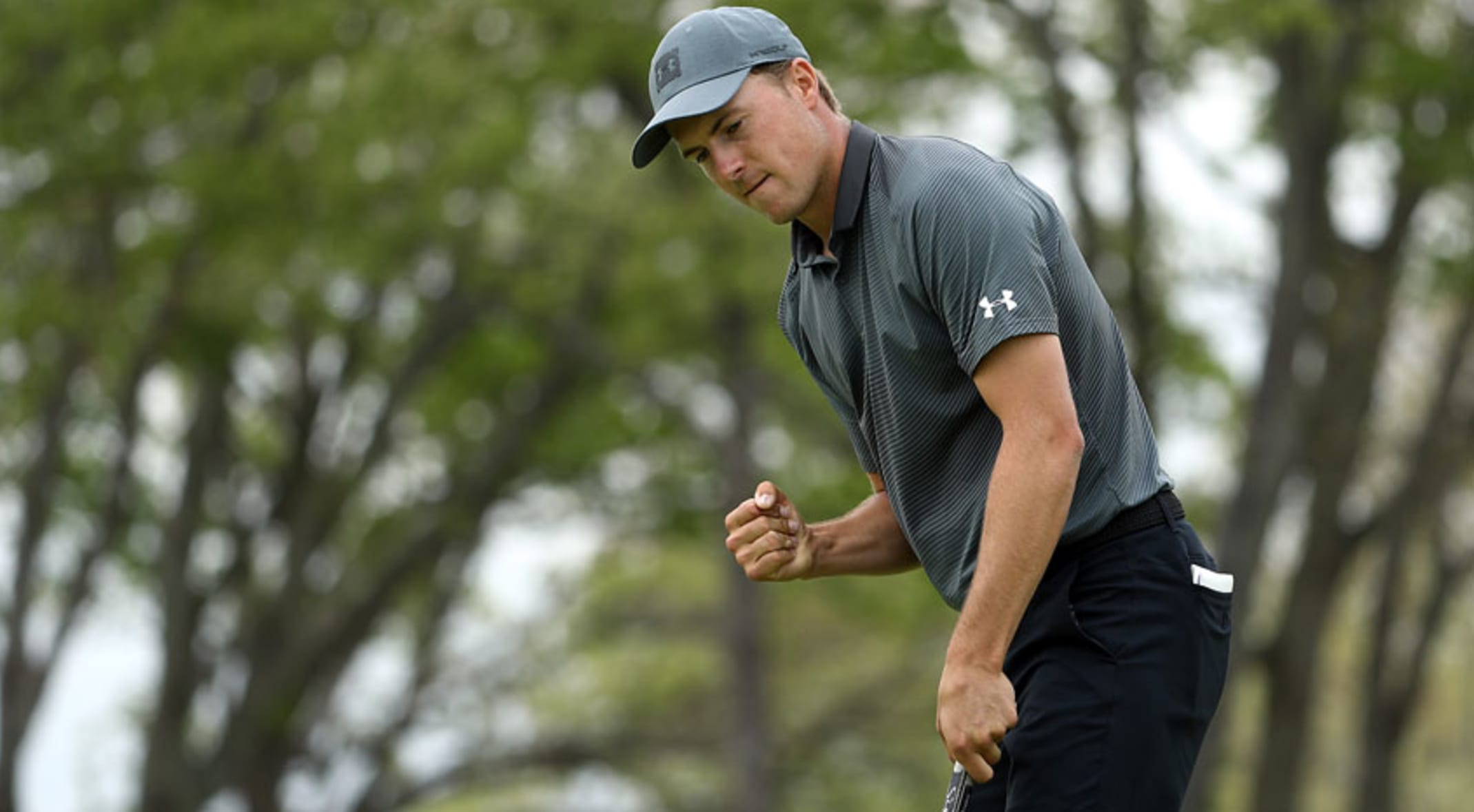 0349c352df5 Jordan Spieth picked up his first top 10 of the season finishing T3 at the  PGA