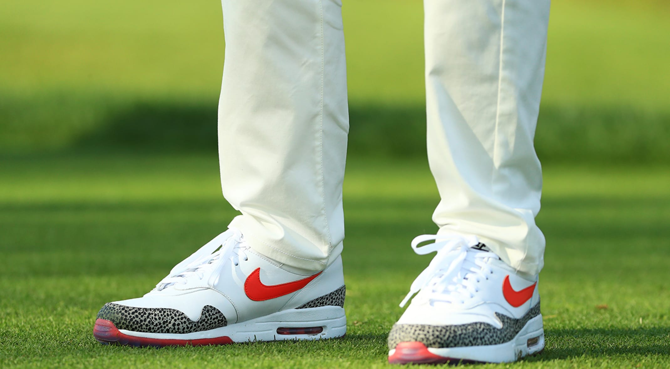 Nike Air Max 1G Men's Golf Shoe White Produkter 2019  Products in 2019