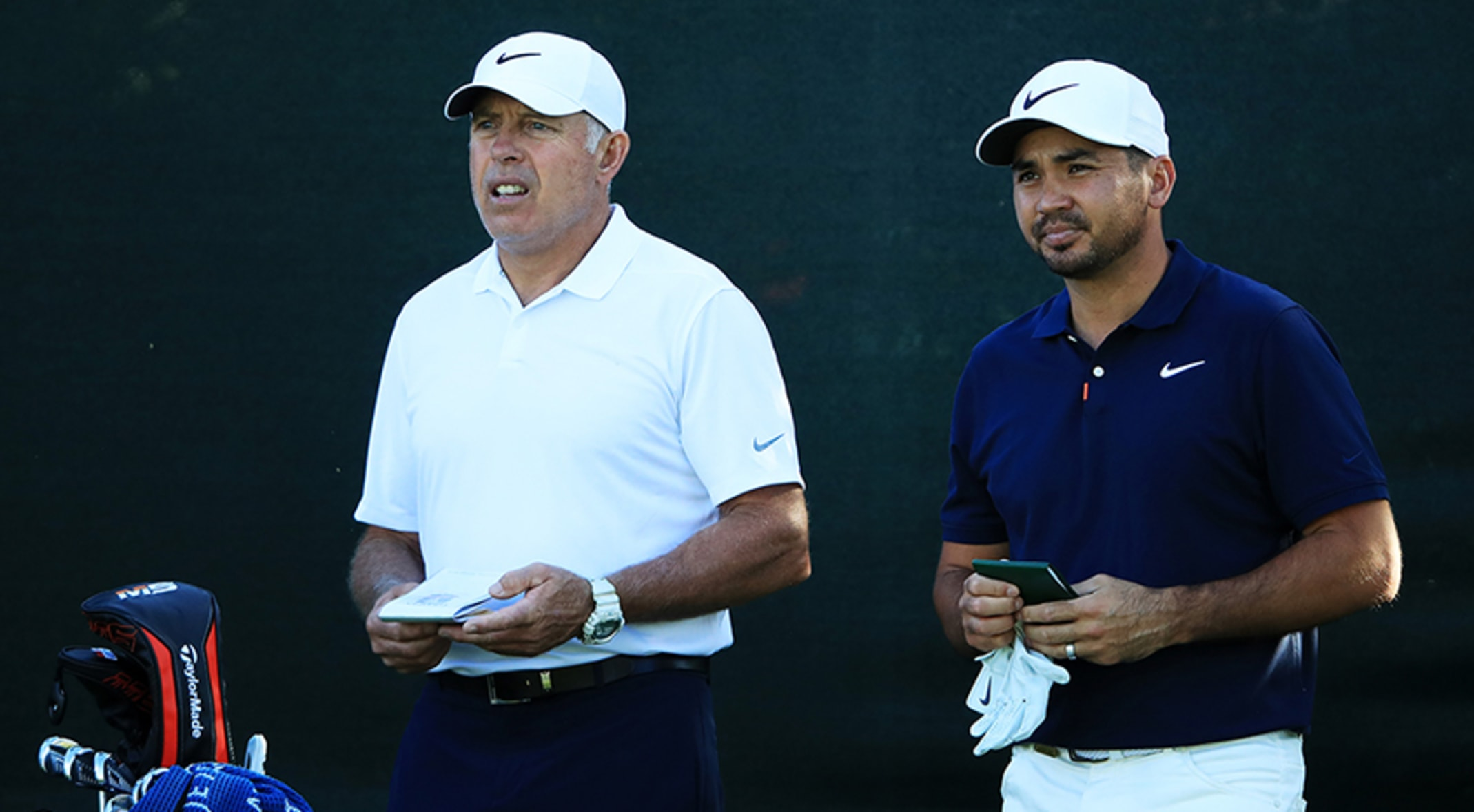 Day hires 'goal-oriented' Williams to caddie starting at U S  Open