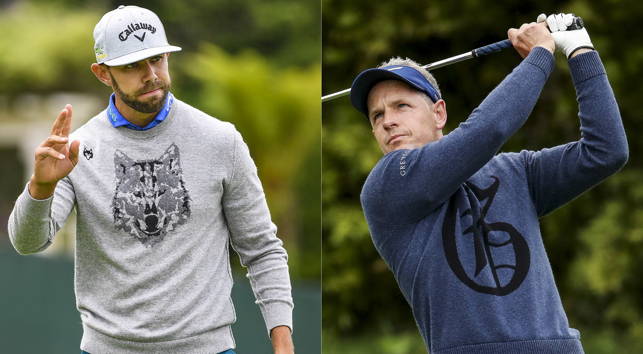 0f36403e The marine layer at Pebble Beach had golfers reaching for layers at the U.S.  Open this