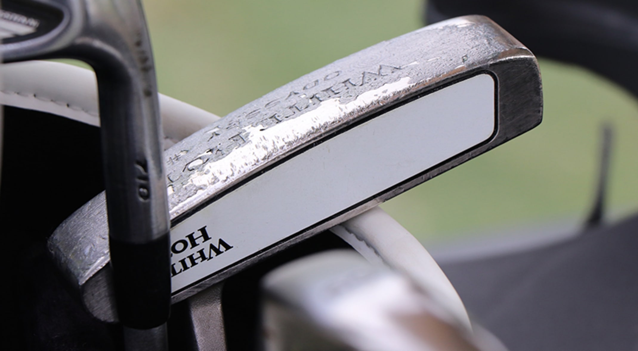 Stricker signs putter deal with Odyssey
