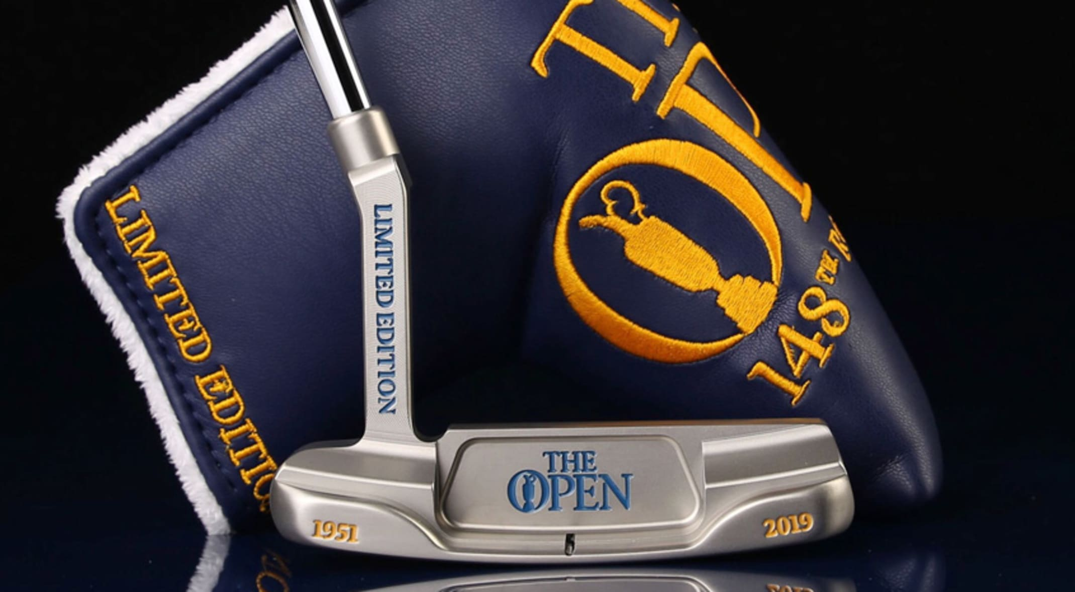 Custom Gear For The Open Championship At Royal Portrush