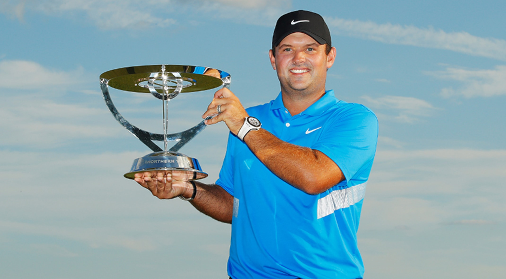 Defending champion Patrick Reed