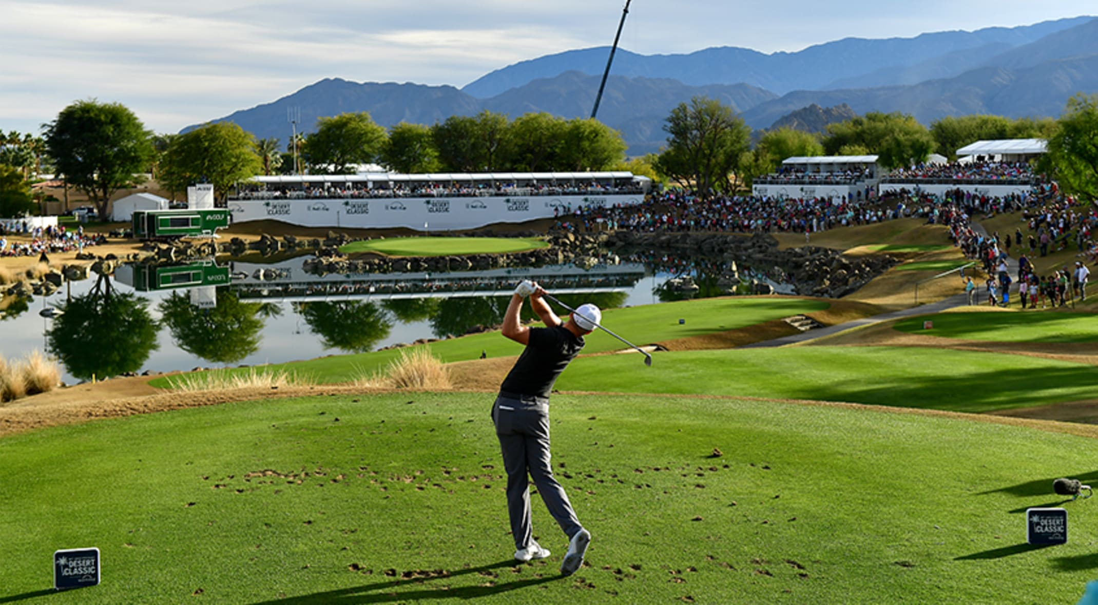 American Express to become new title sponsor for The Desert Classic
