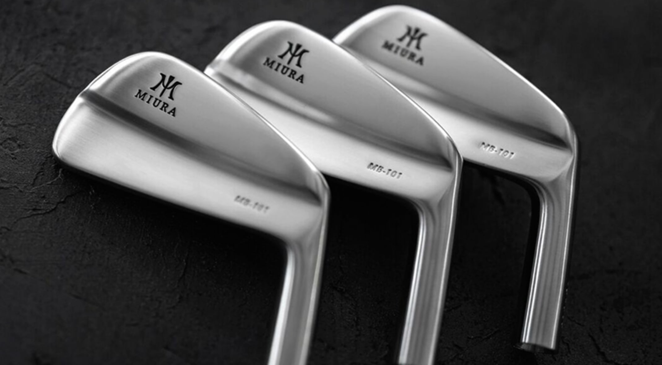 Miura Introduces New Mb 101 Irons The Company S First New Blade Irons Since 2013