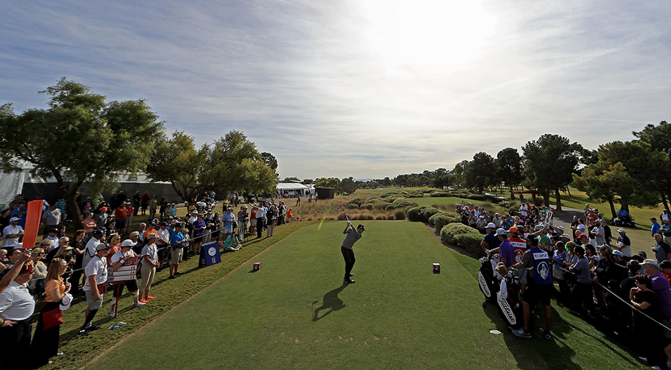 Shriners Hospitals for Children Open, Round 1: Leaderboard, tee ...