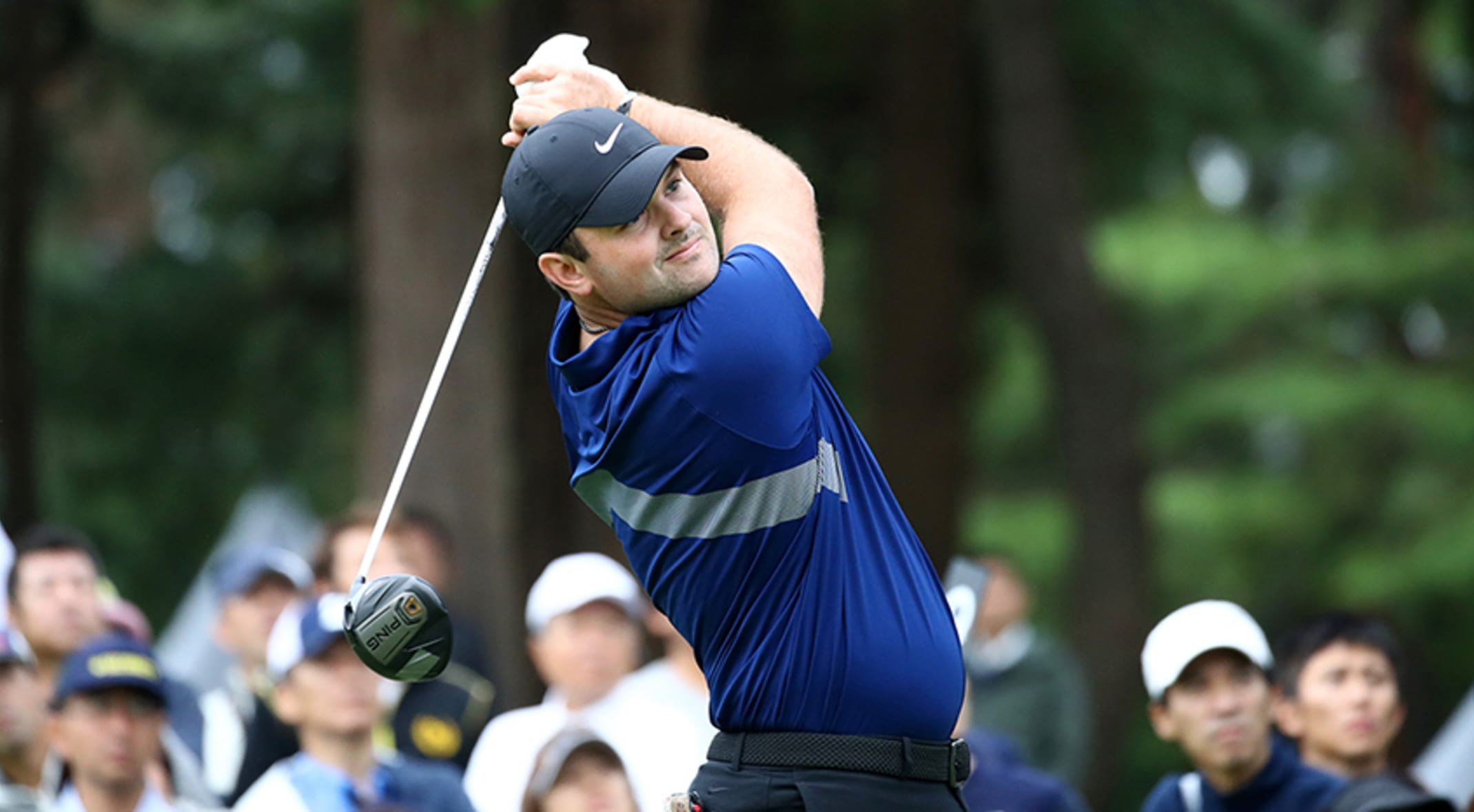10 Things You Should Know About Patrick Reed